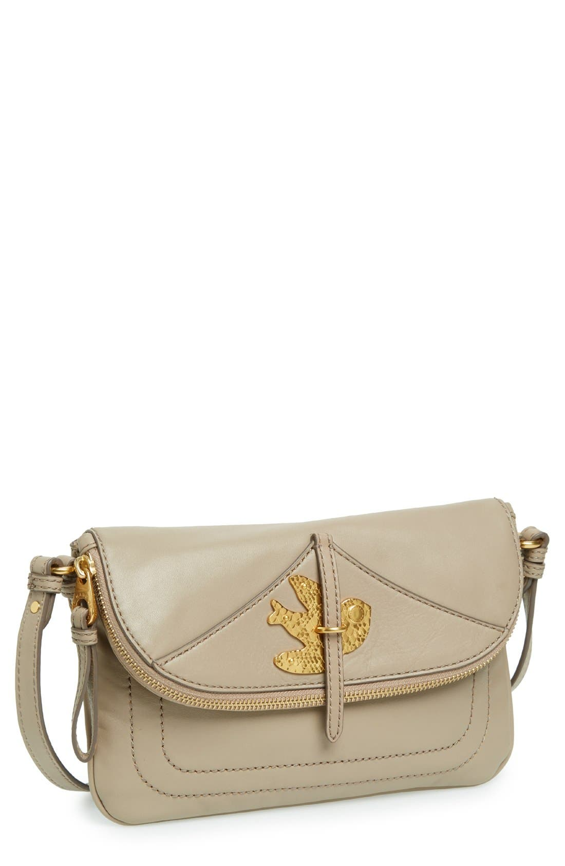 Alternate Image 1 Selected - MARC BY MARC JACOBS 'Petal to the Metal - Percy' Crossbody Bag