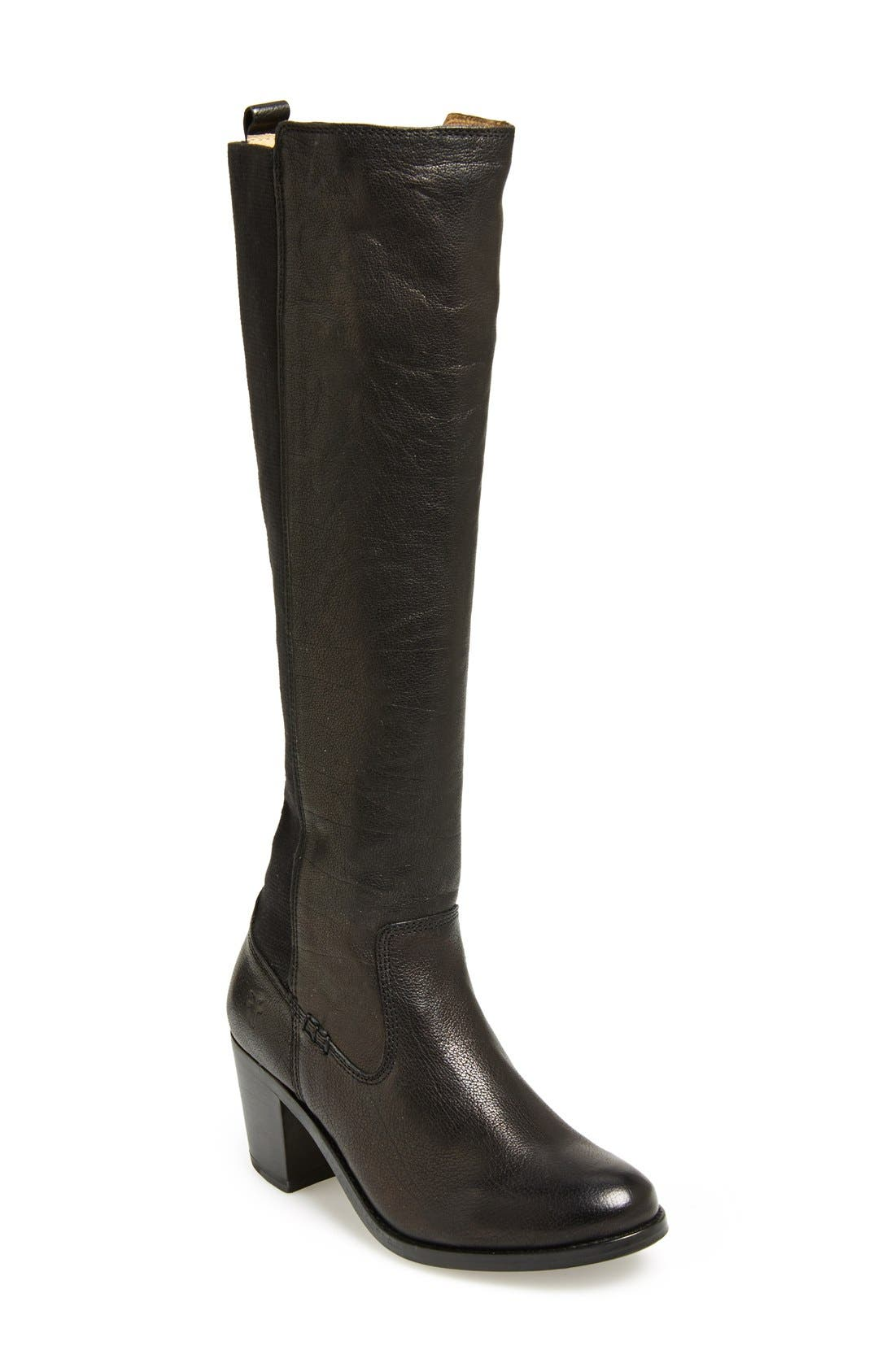 Alternate Image 1 Selected - Frye 'Janish' Gore Tall Boot (Women)