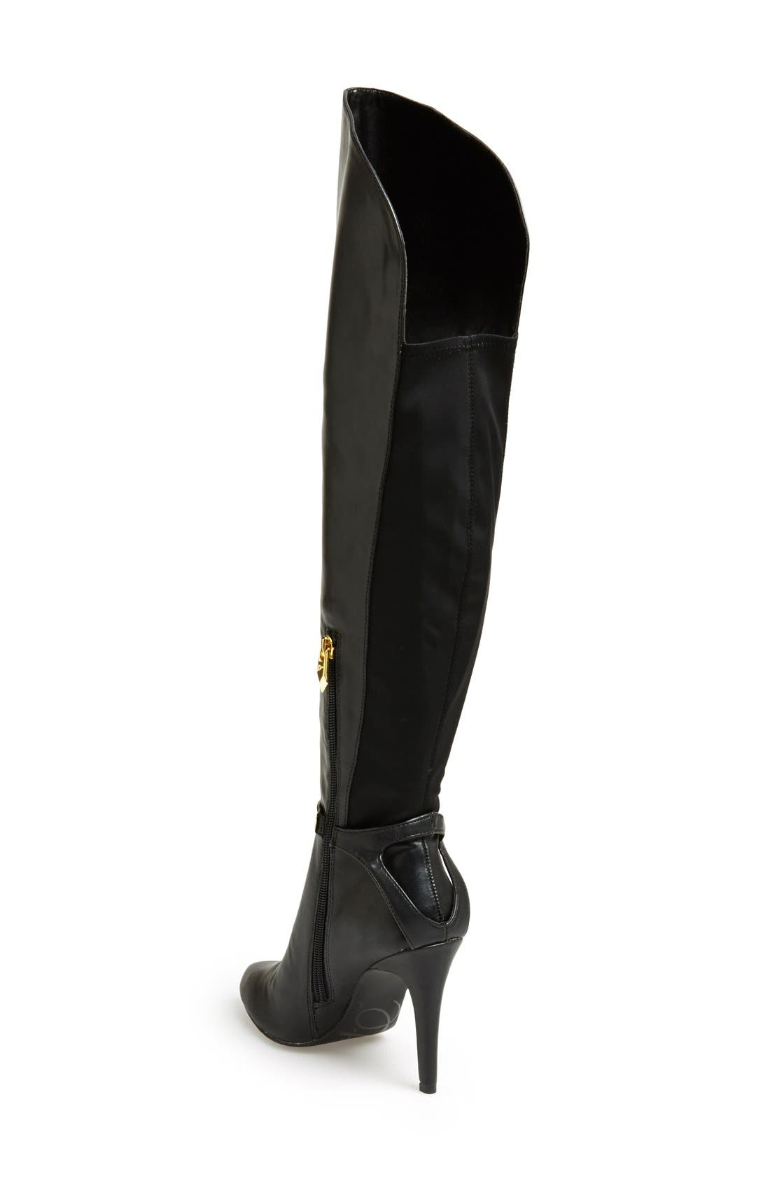 Alternate Image 2  - Fergie 'Cove' Over The Knee Boot (Women)