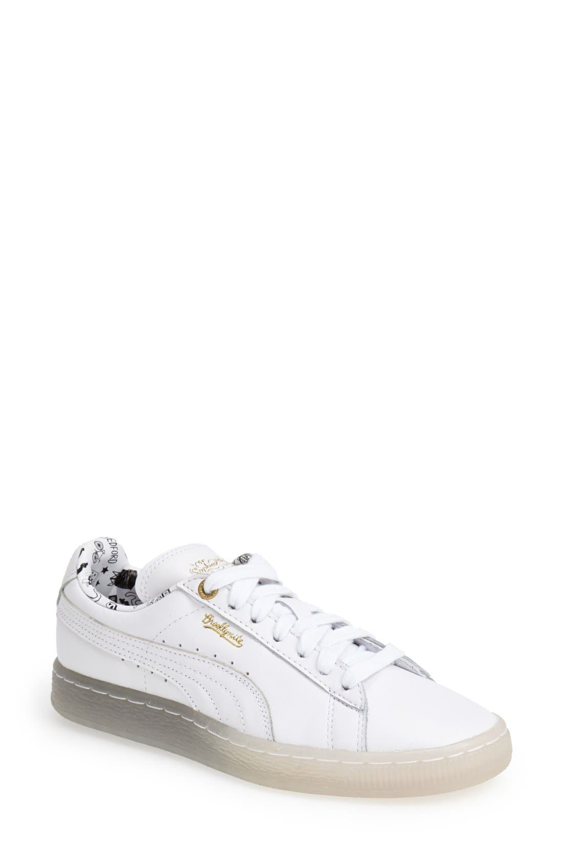 Alternate Image 1 Selected - PUMA 'Brooklynite - Sophia Chang' Classic Sneaker (Women)