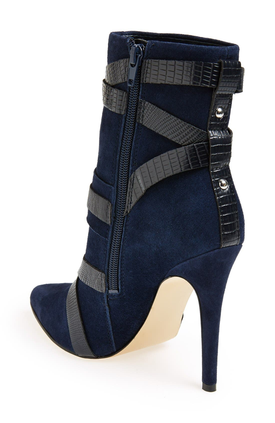 Alternate Image 3  - GUESS 'Parley' Pointy Toe Bootie (Women)
