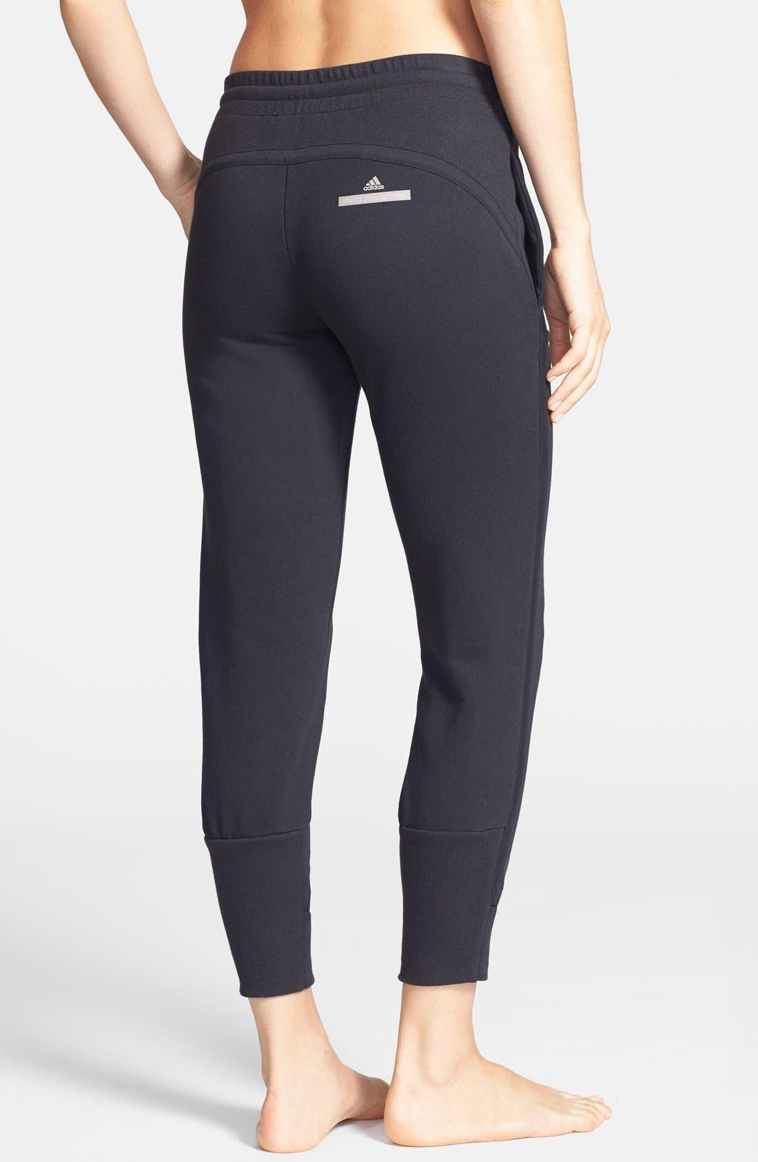 Alternate Image 2  - adidas by Stella McCartney 'Essentials' Sweatpants