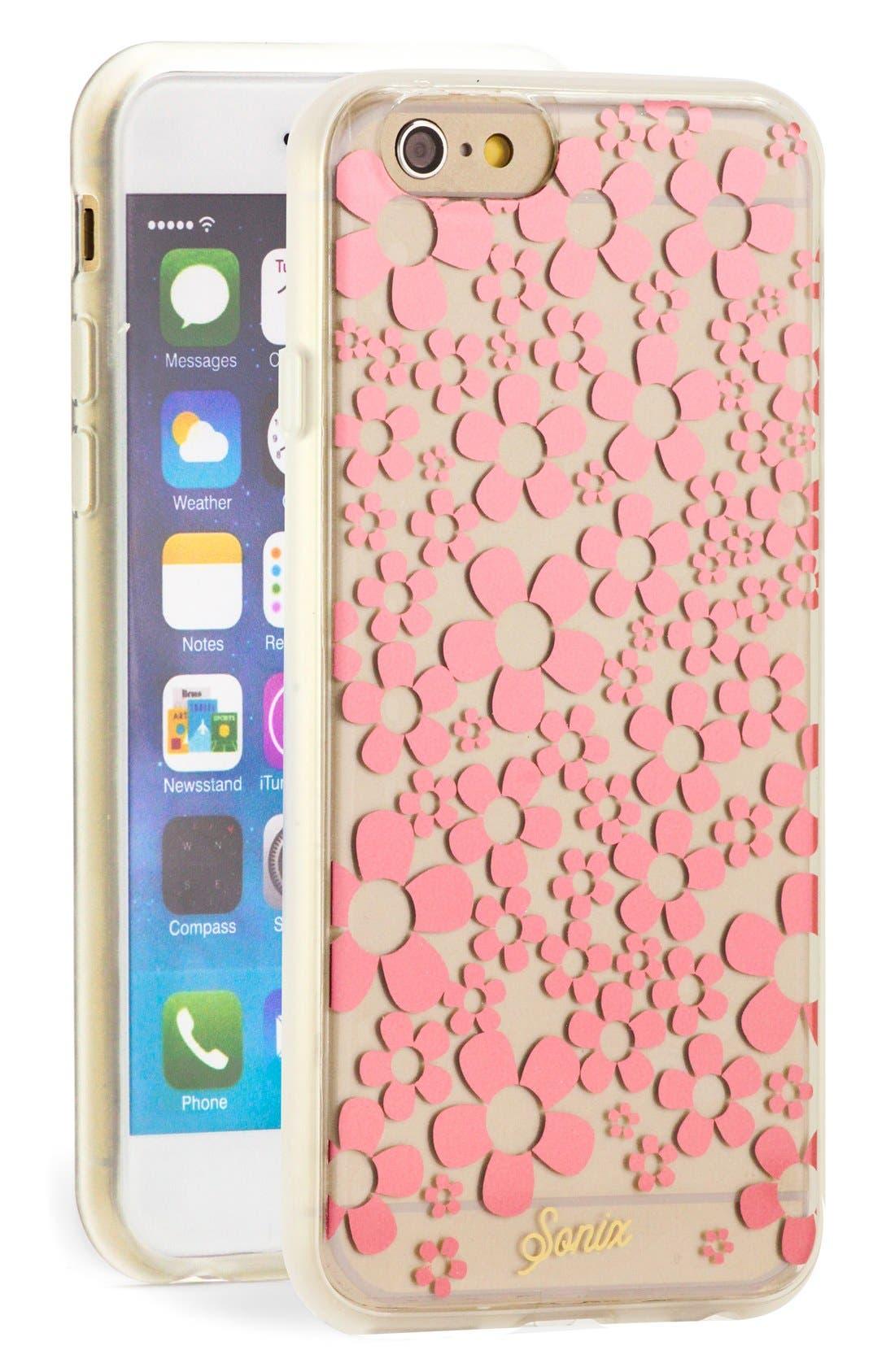 Alternate Image 1 Selected - Sonix 'Hello Daisy' iPhone 6 Case