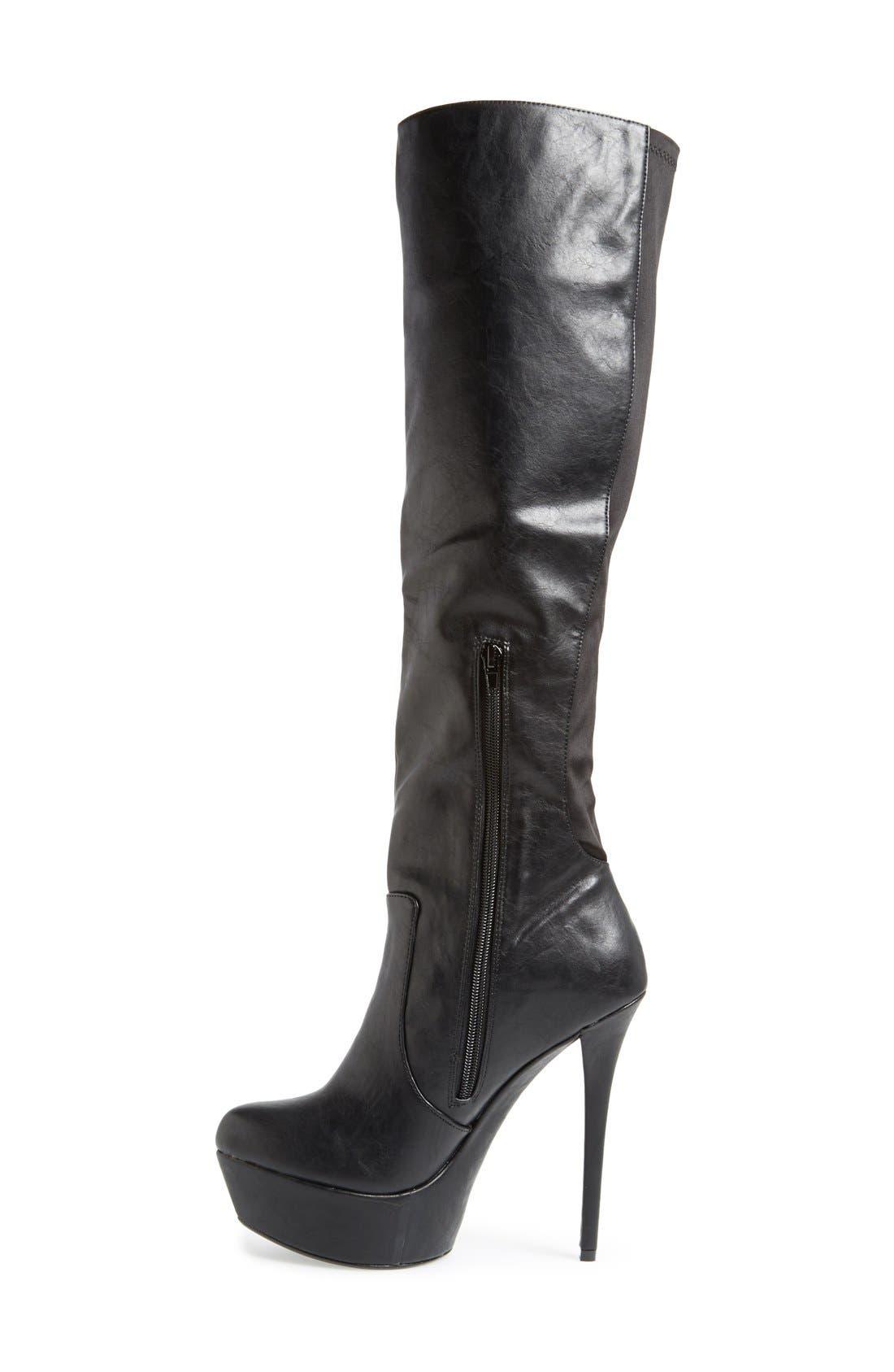 Alternate Image 6  - Steve Madden 'Animall' Platform Boot (Women)