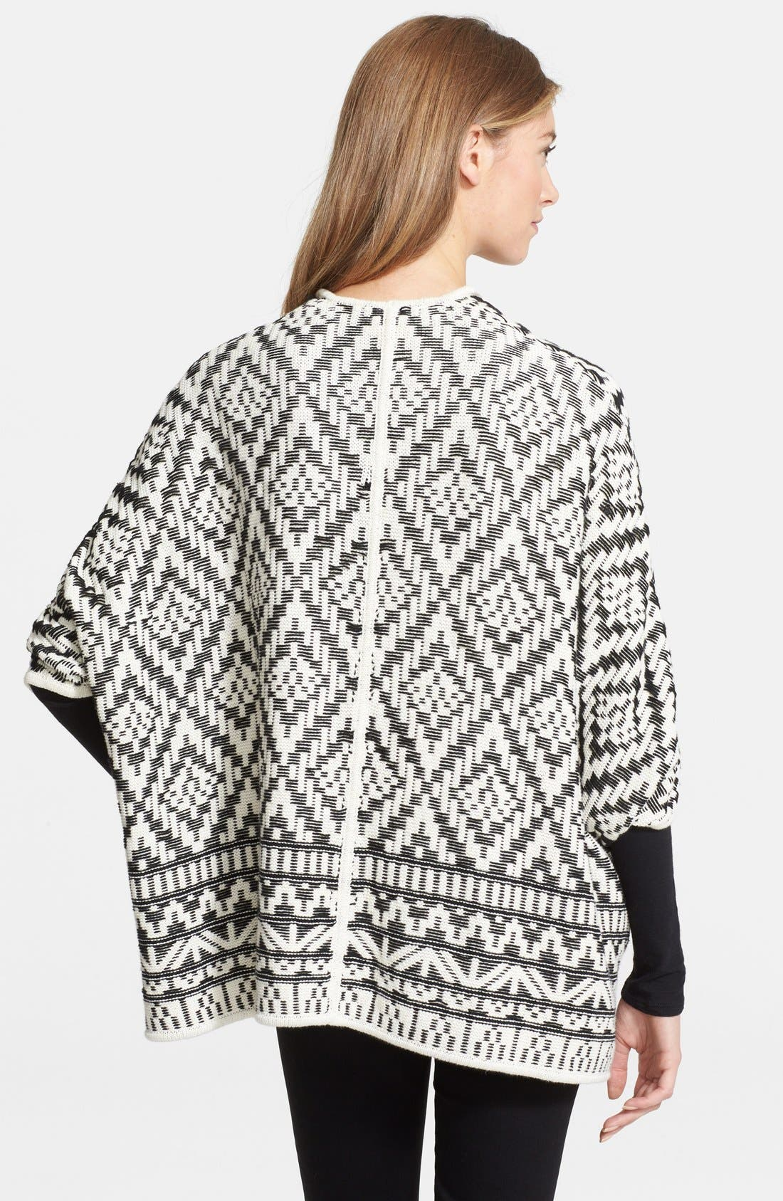 Alternate Image 2  - Joie 'Tosca' Woven Open Cardigan