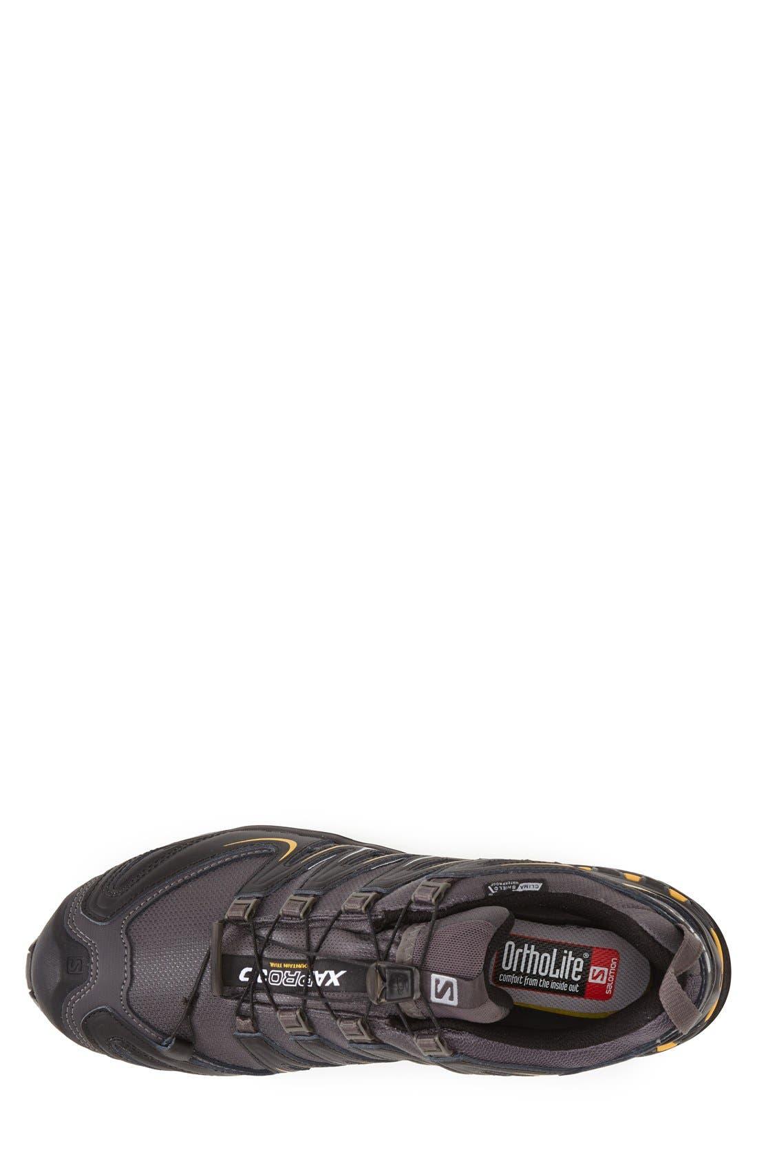 Alternate Image 3  - Salomon 'XA Pro 3D Ultra CS WP' Trail Running Shoe (Men)