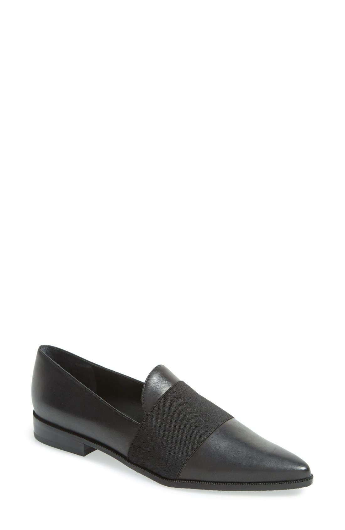 Main Image - Stuart Weitzman 'The Band' Flat (Women)
