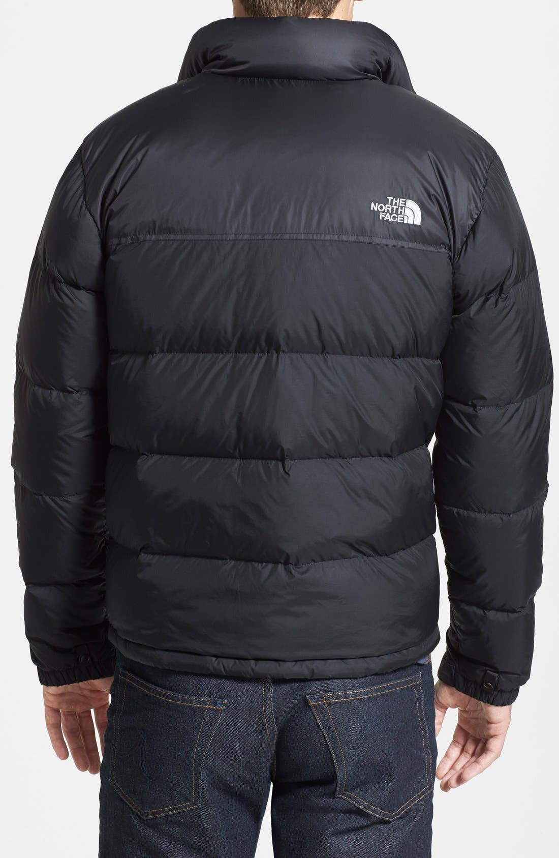 Alternate Image 2  - The North Face 'Nuptse' Packable Quilted Goose Down Jacket