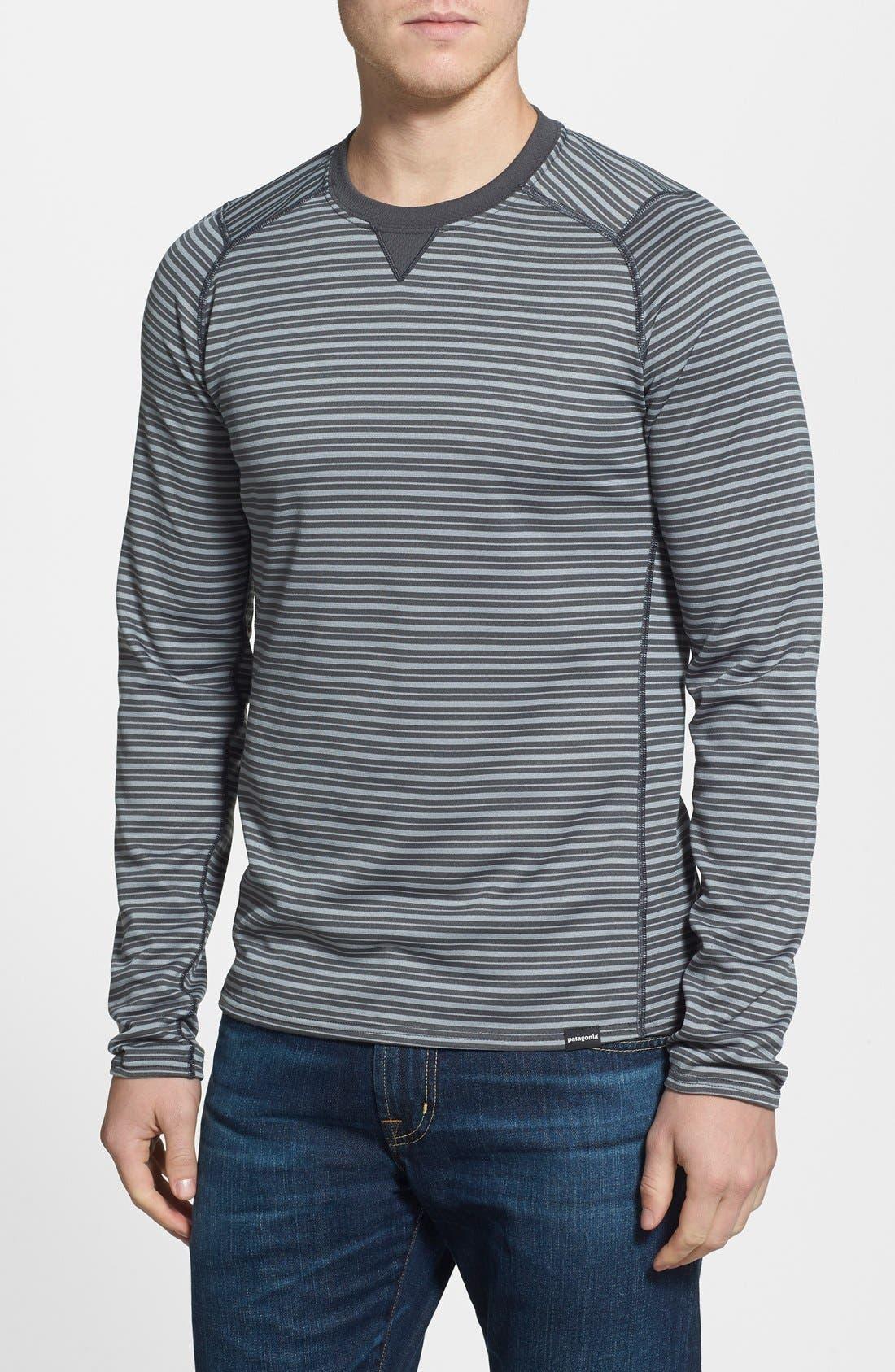 Main Image - Patagonia 'Capilene® 3' Slim Fit Base Layer Long Sleeve T-Shirt