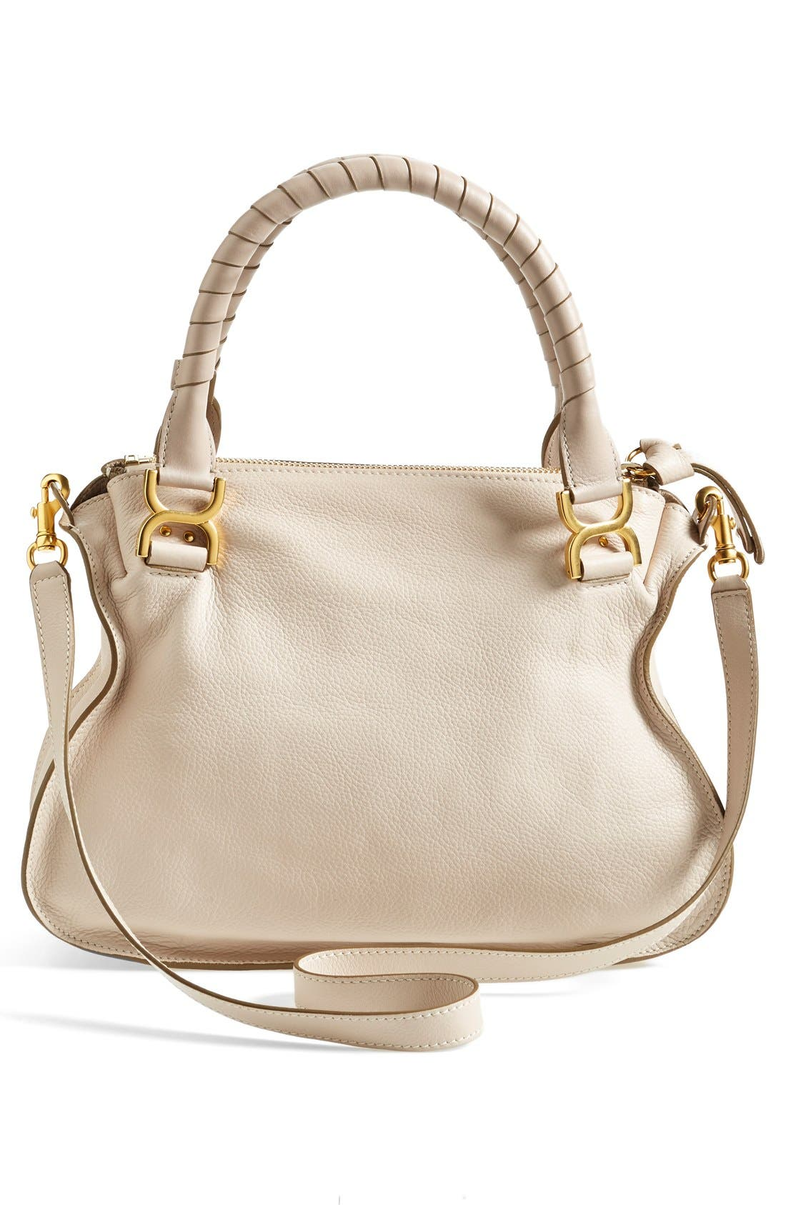 Alternate Image 3  - Chloé 'Medium Marcie' Leather Satchel