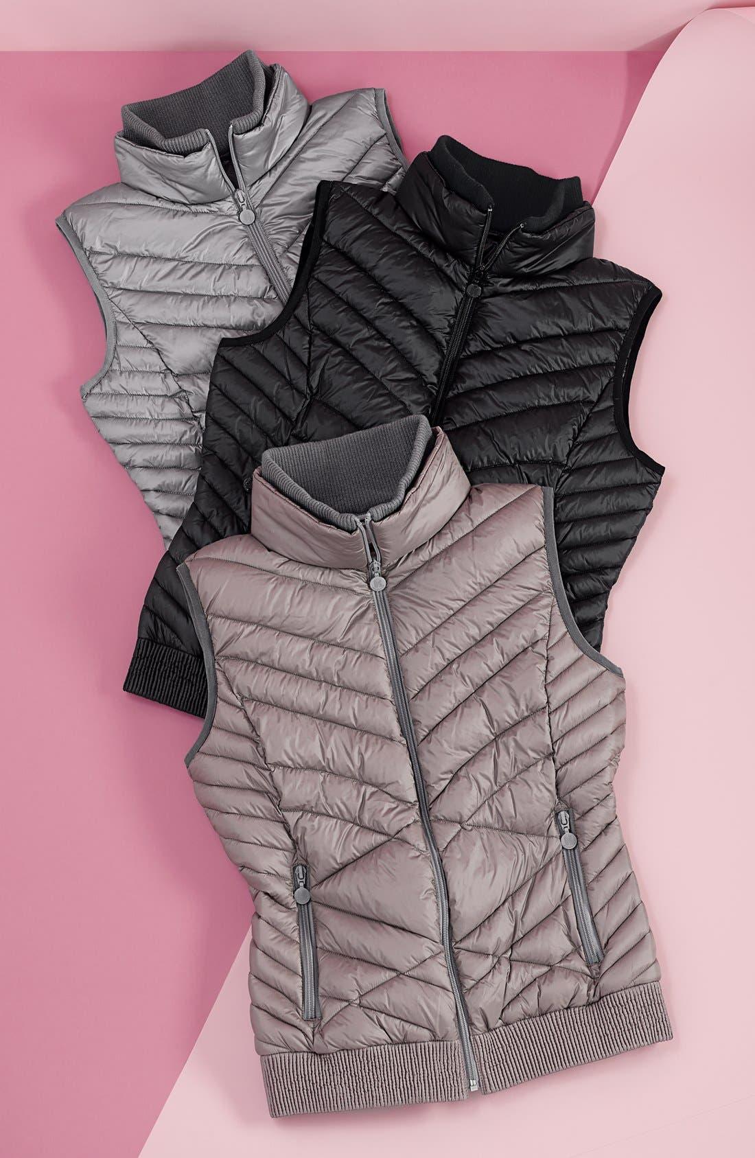 Alternate Image 4  - Bernardo PrimaLoft® Vest (Regular & Petite)