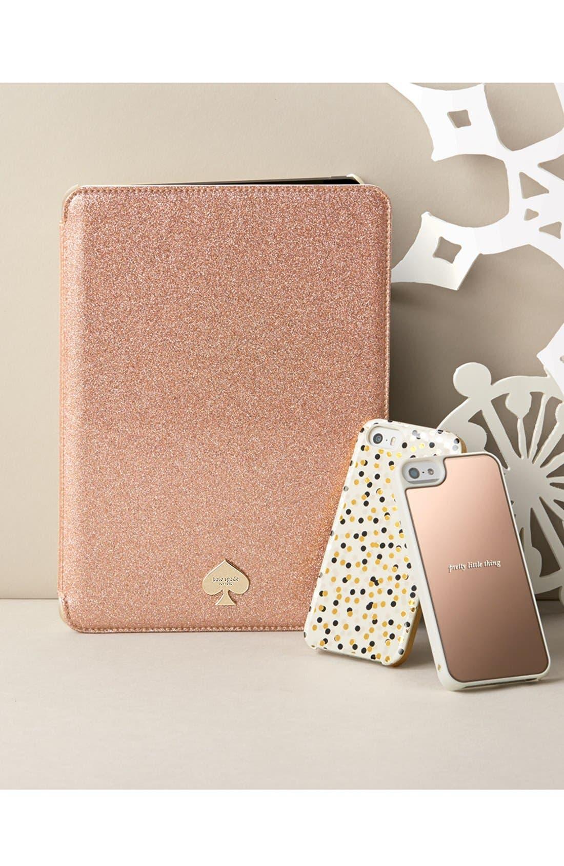 Alternate Image 2  - kate spade new york 'confetti' iPhone 5 & 5s case