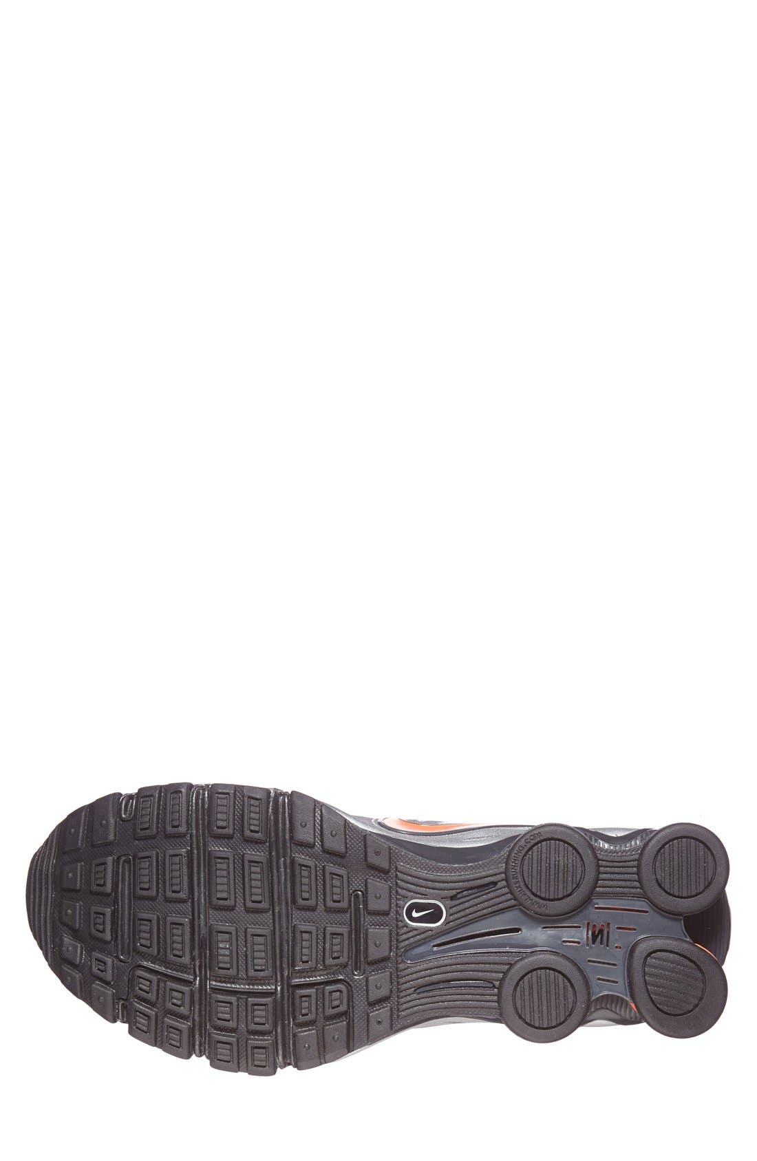 Alternate Image 4  - Nike 'Shox Turbo 14' Running Shoe (Men)