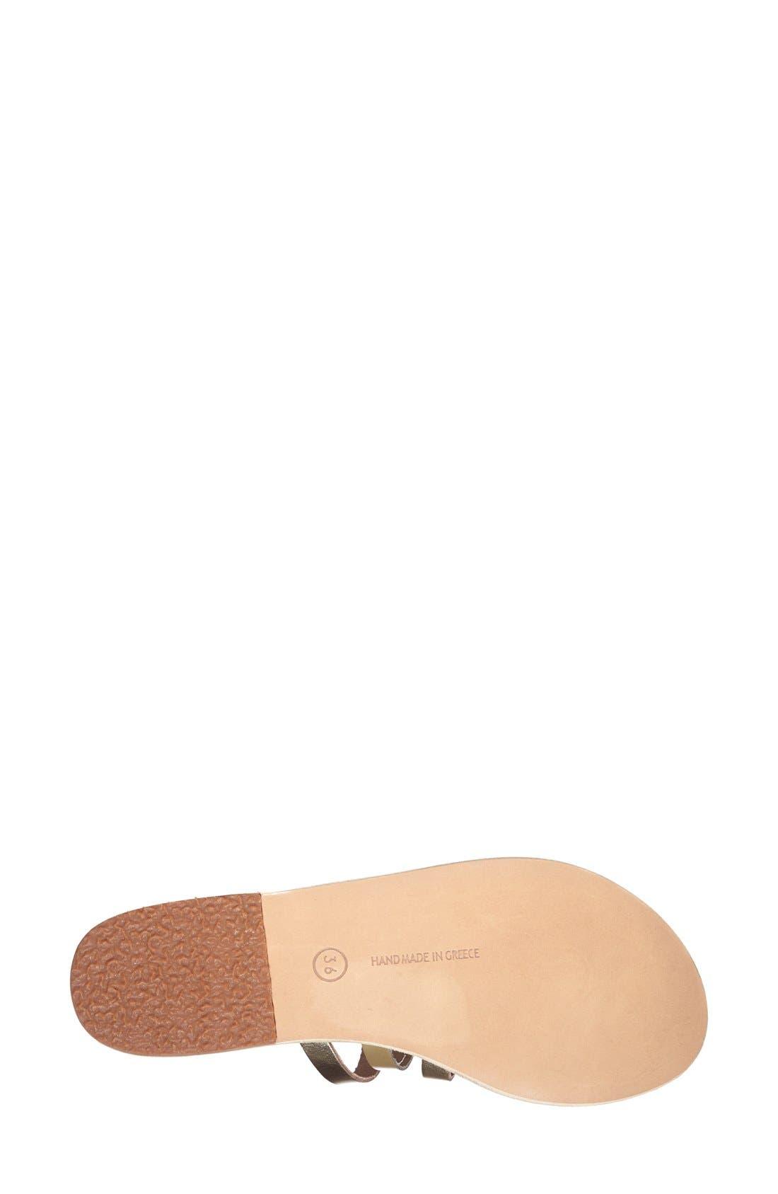 Alternate Image 4  - Ancient Greek Sandals 'Niki' Leather Sandal (Women)