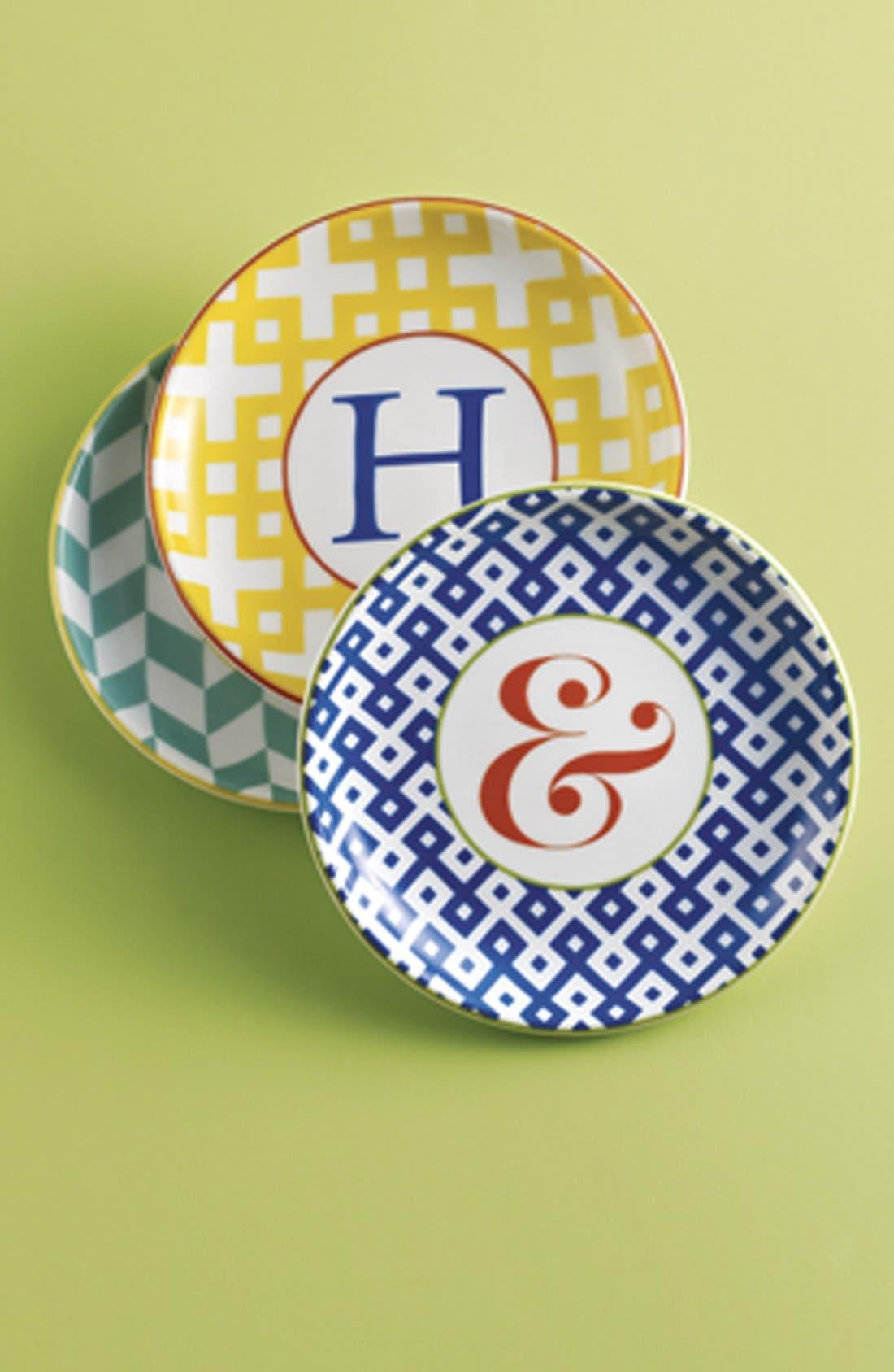 Alternate Image 2  - Rosanna 'L'Alphabet' Porcelain Tray