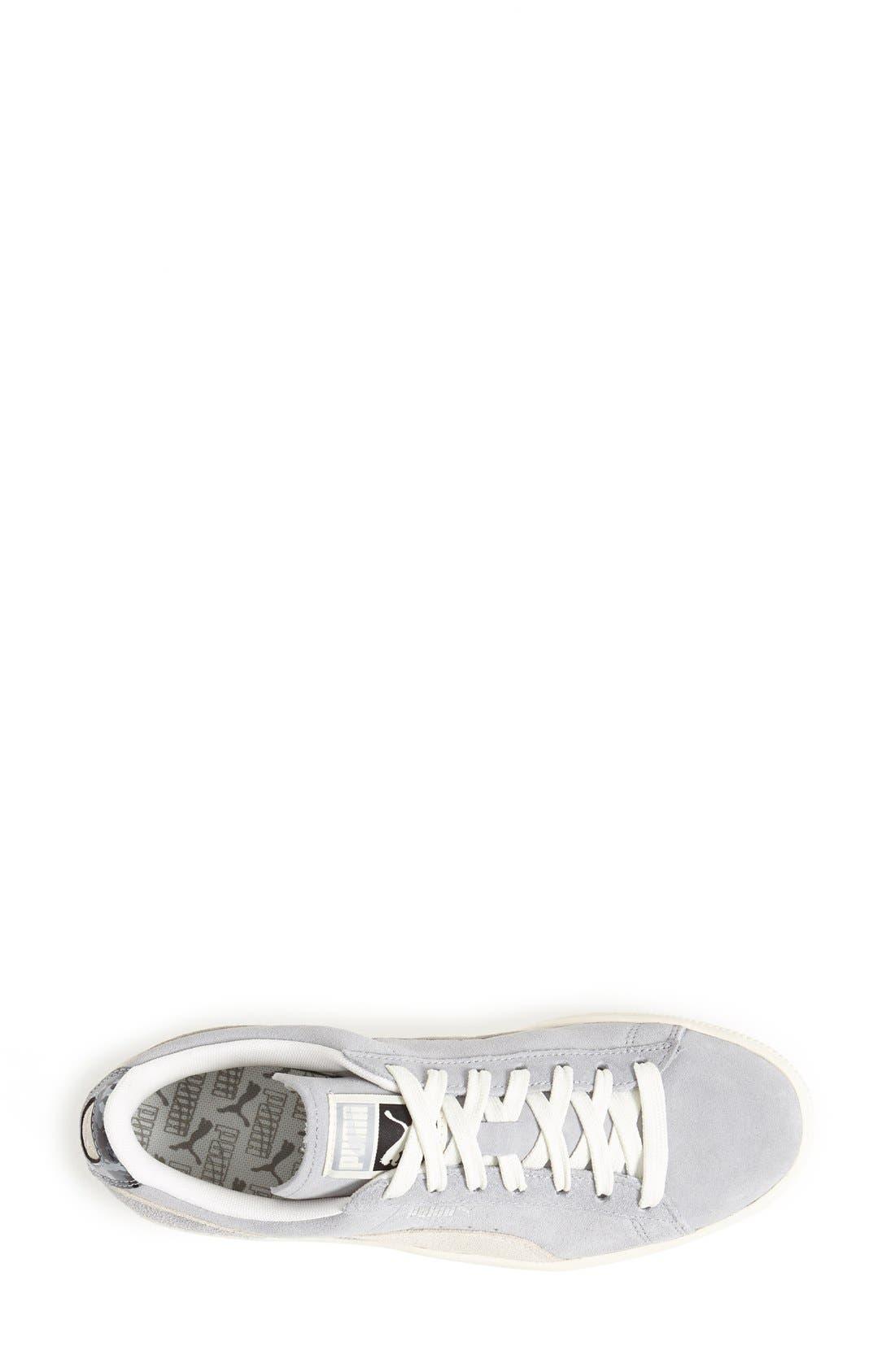 Alternate Image 3  - PUMA 'Classic' Suede Sneaker (Women)