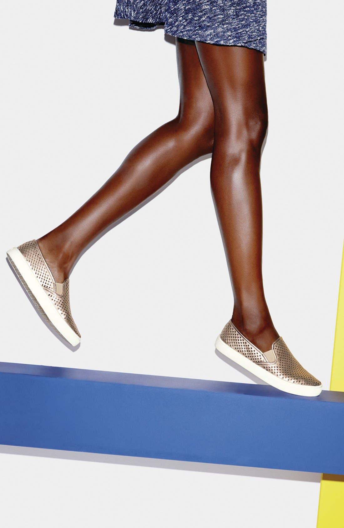 Alternate Image 5  - Tory Burch 'Jesse' Perforated Sneaker (Women)