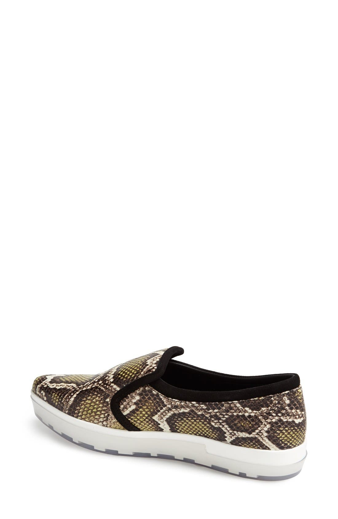 Alternate Image 2  - Jimmy Choo 'Brooklyn' Slip-On Sneaker (Women)