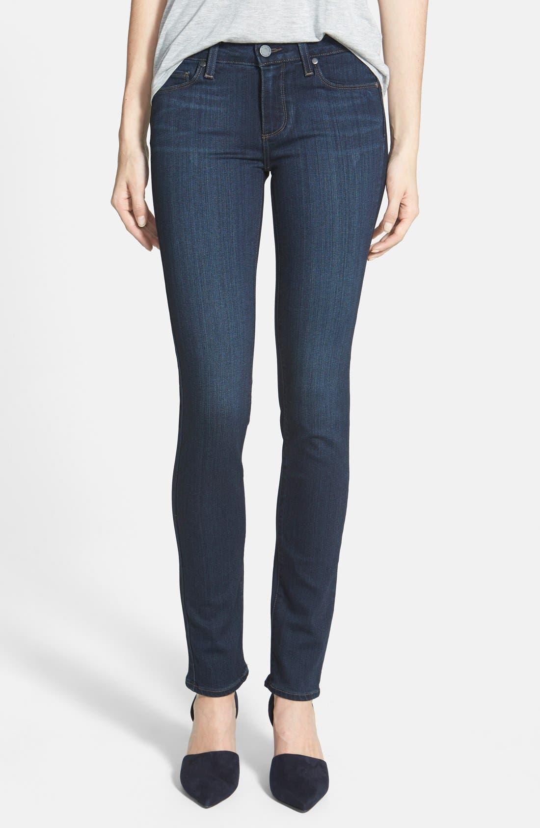 Main Image - Paige Denim 'Skyline' Skinny Jeans (Cameron)