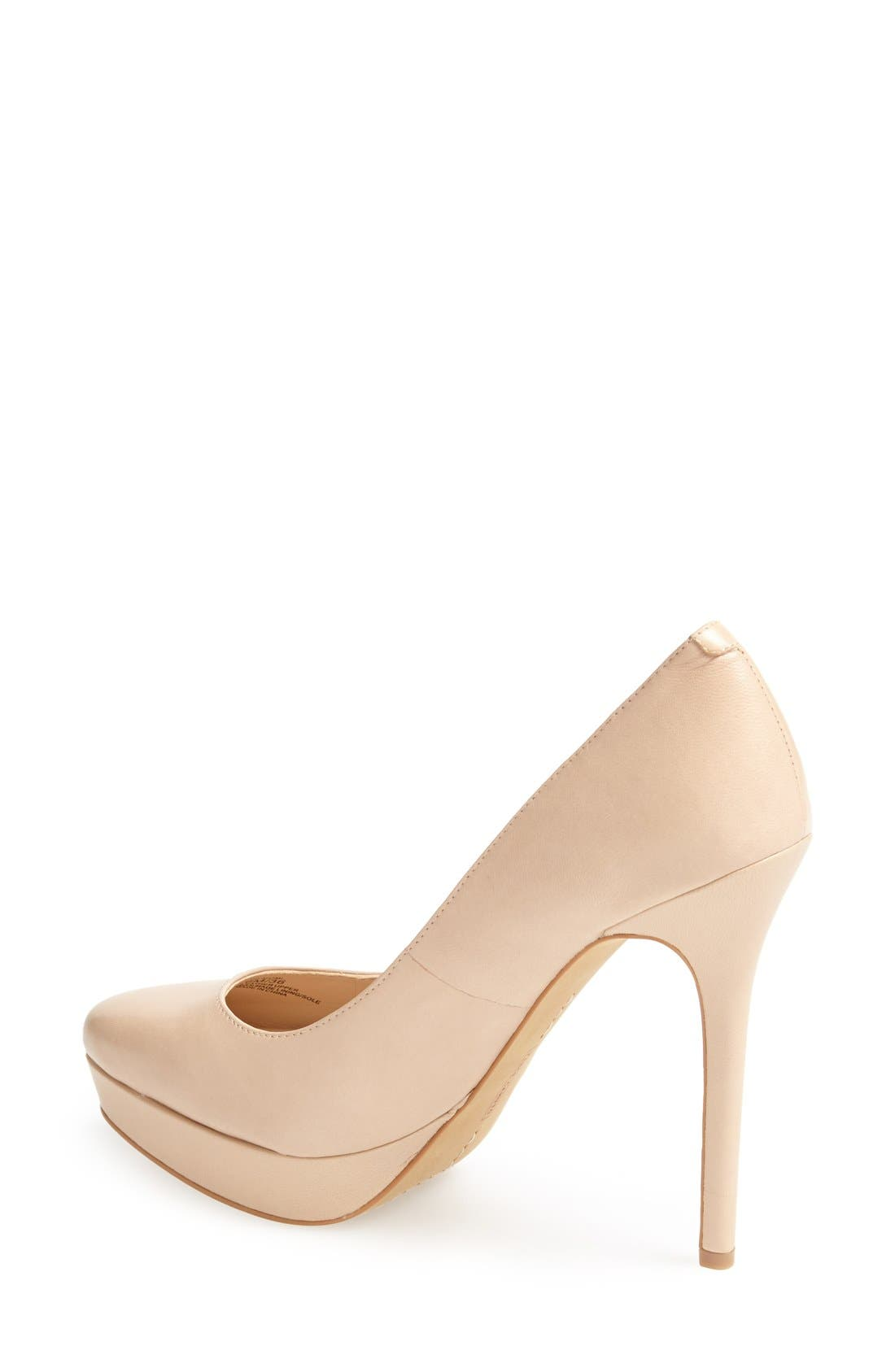 Alternate Image 2  - Vince Camuto 'Niomi' Pump (Women)