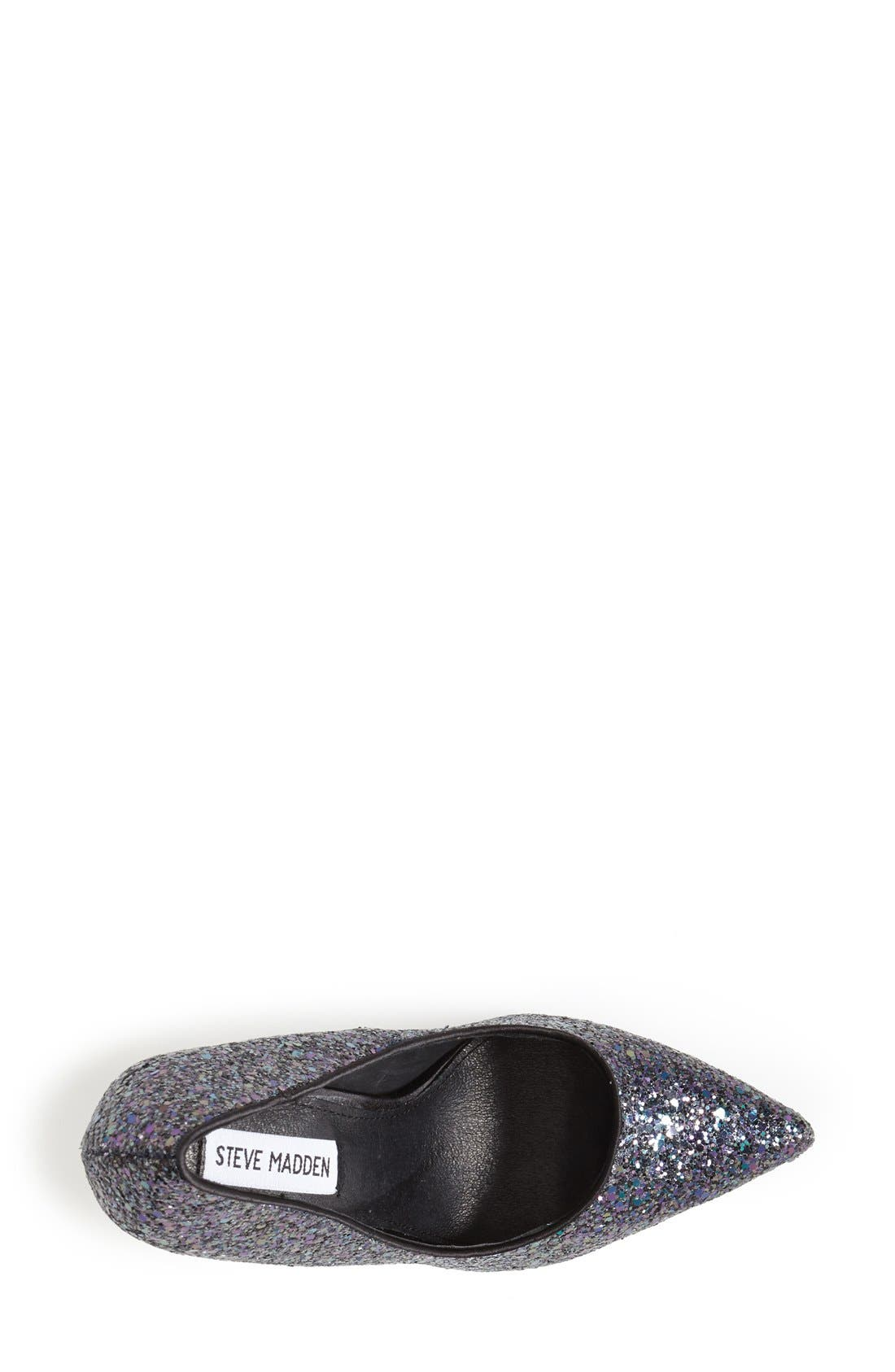 Alternate Image 3  - Steve Madden 'Atlantyc' Glitter Pump (Women)