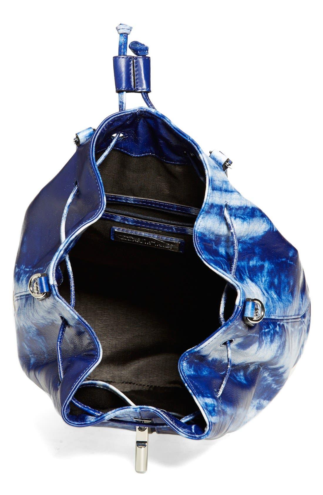 Alternate Image 3  - Elizabeth and James 'Cynnie' Tie Dye Sling Backpack
