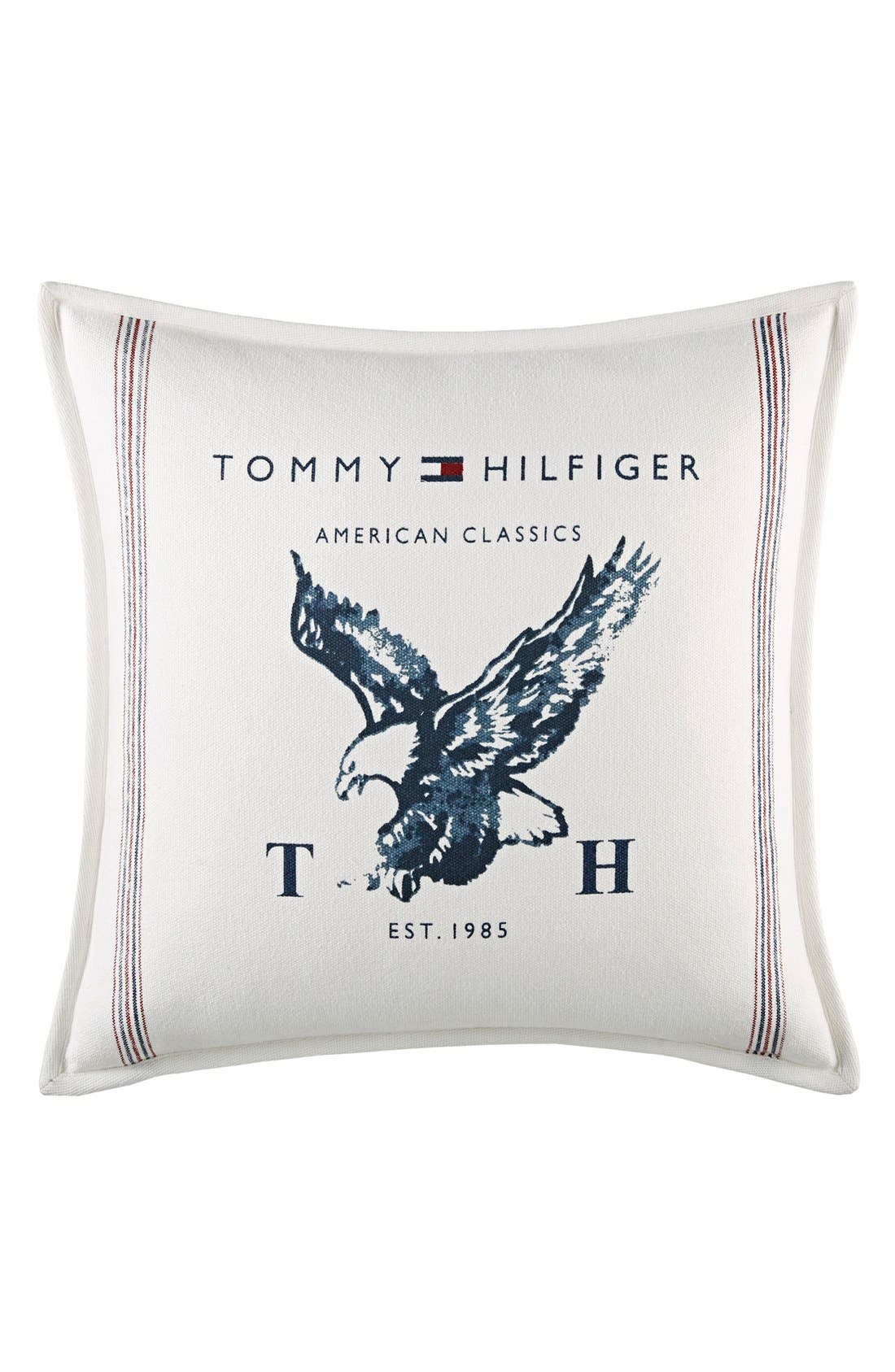 Tommy Hilfiger Heritage Eagle Accent Pillow