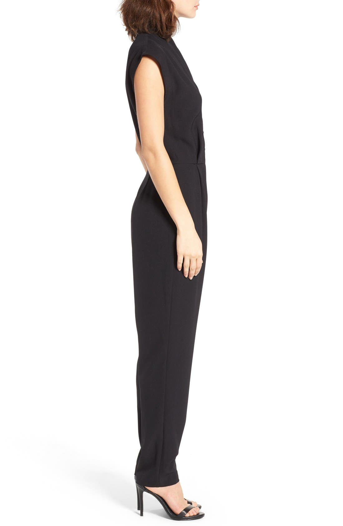 Alternate Image 3  - cupcakes and cashmere Hanna Jumpsuit
