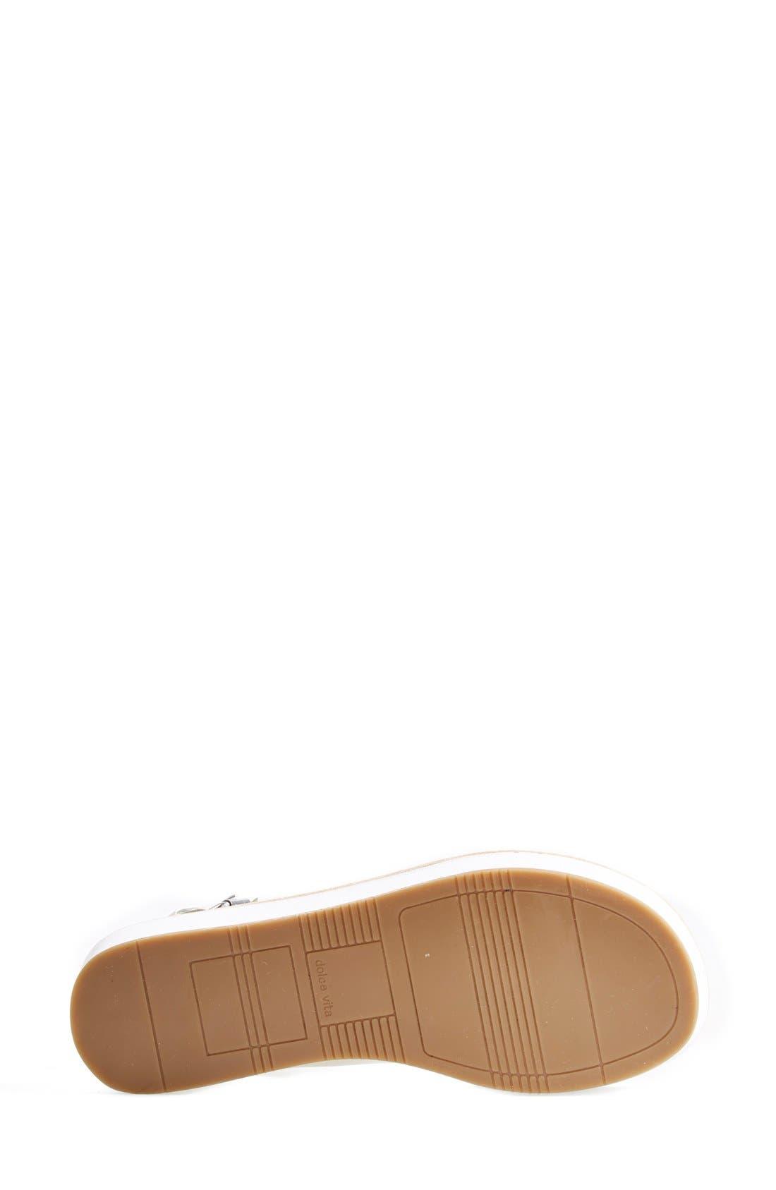 Alternate Image 4  - Dolce Vita 'Ziggie' Sandal (Women)