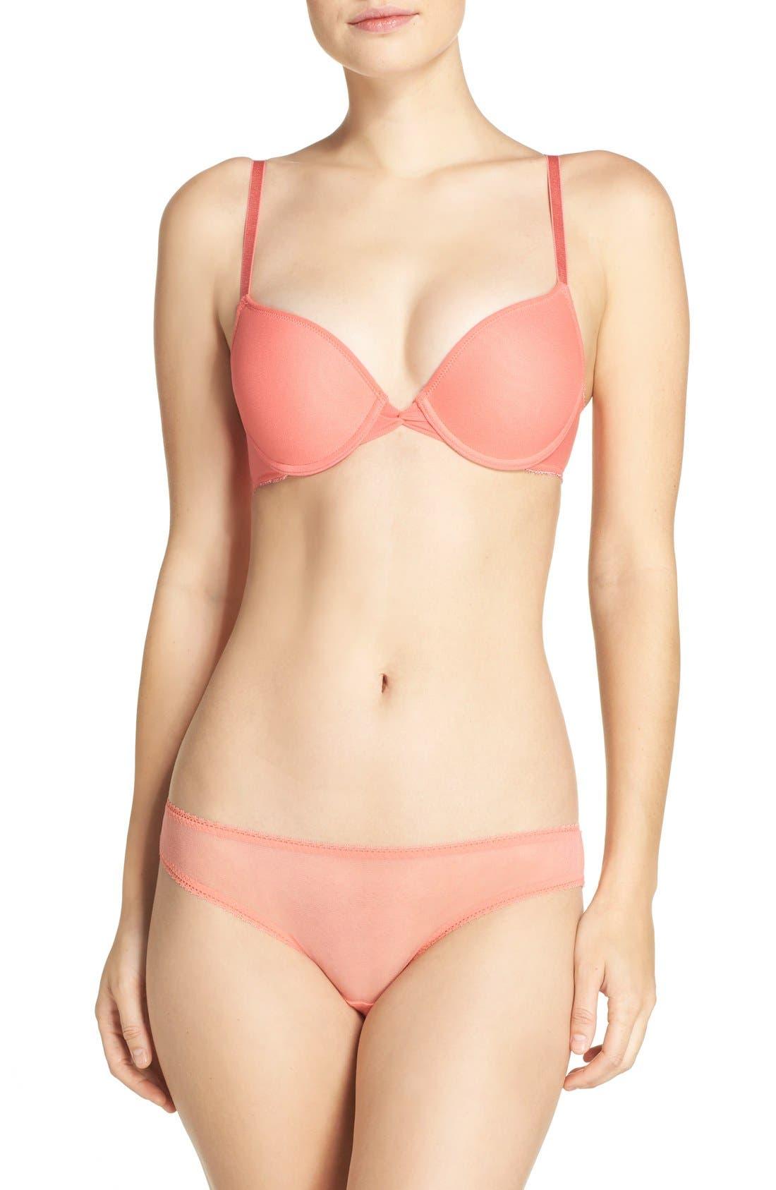 On Gossamer Push-Up Bra & Bikini