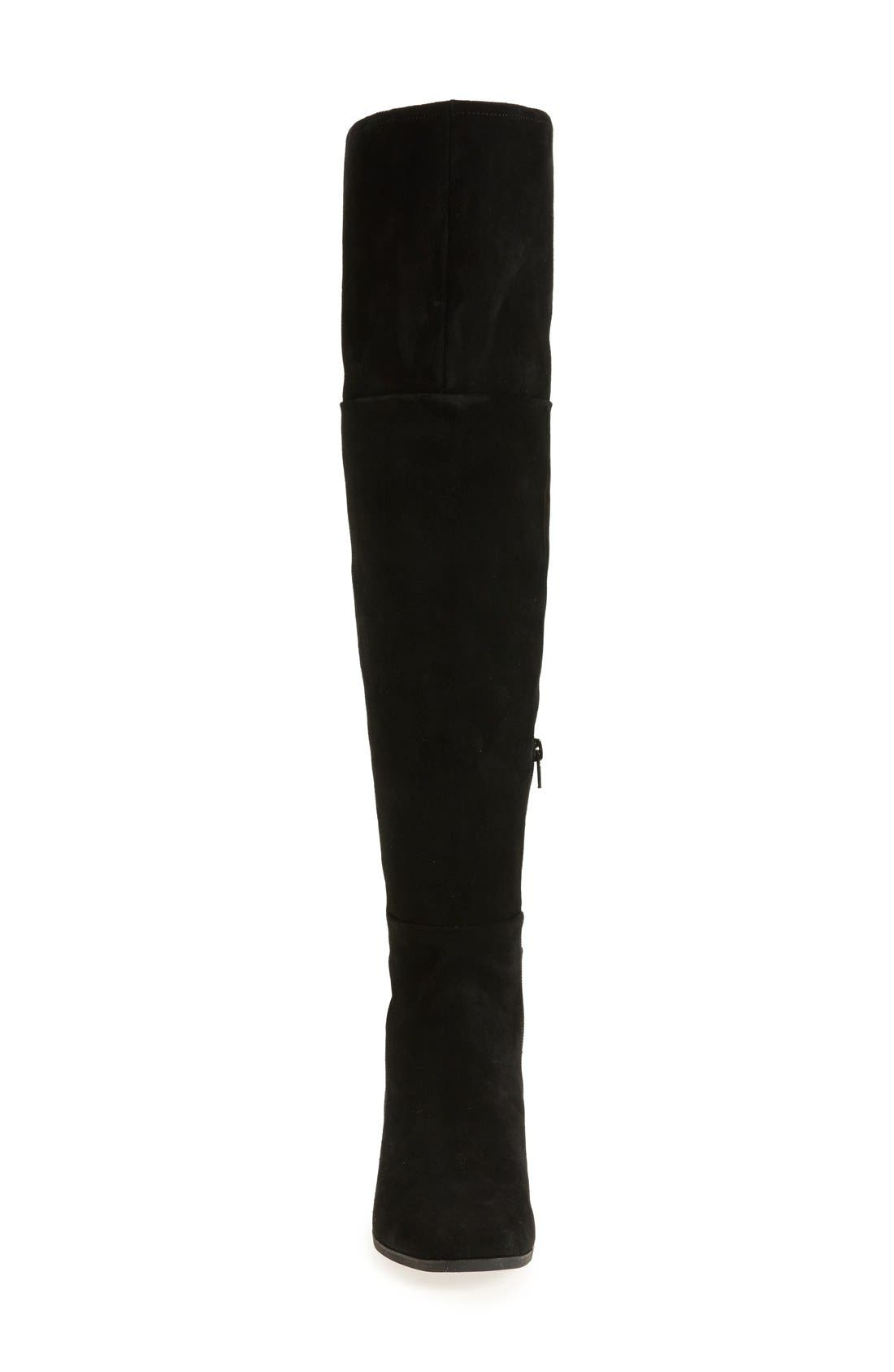 Alternate Image 3  - Steven by Steve Madden Phaser Over the Knee Boot (Women)