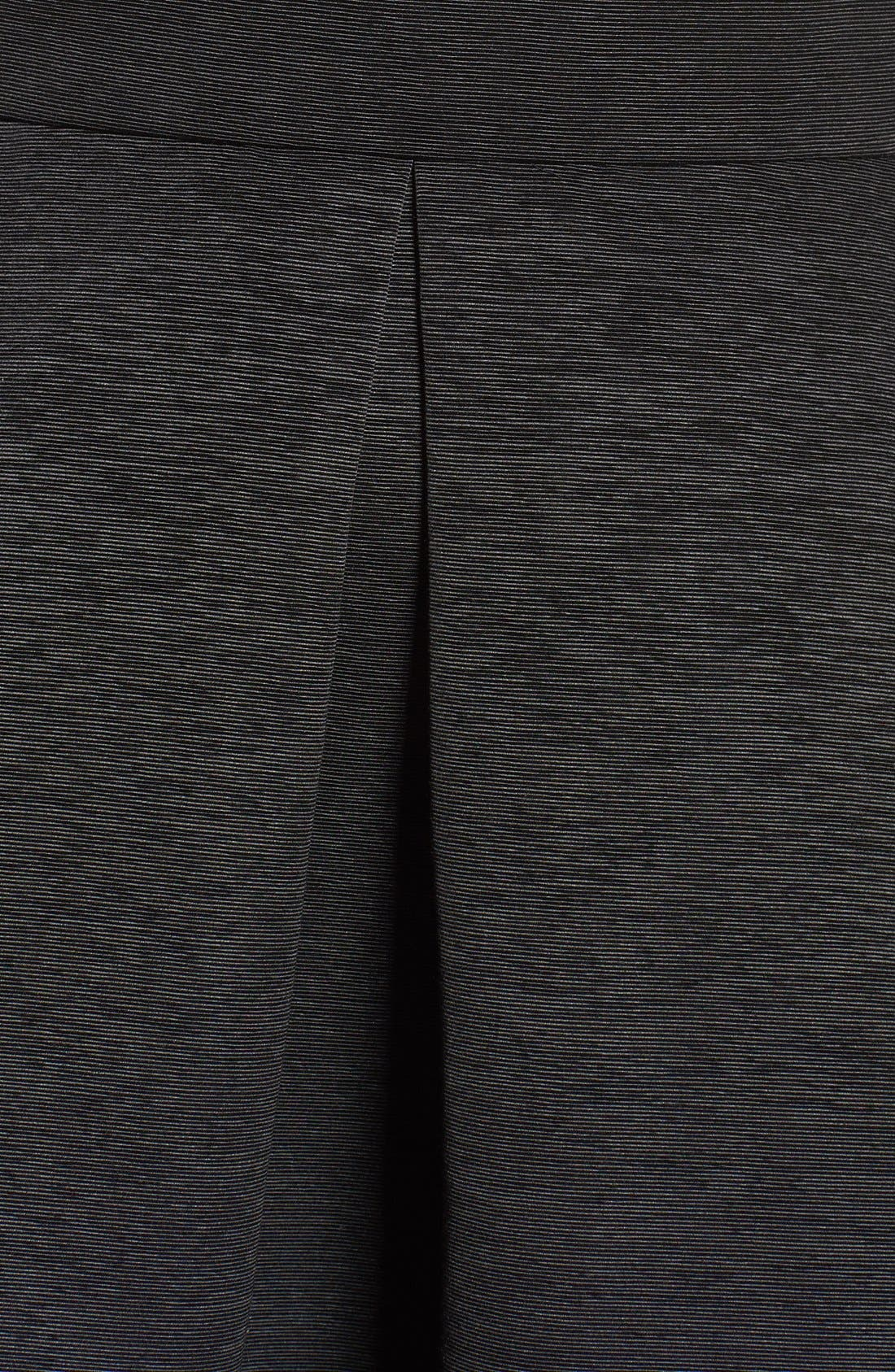Alternate Image 6  - Eliza J Off the Shoulder A-Line Dress (Regular & Petite)