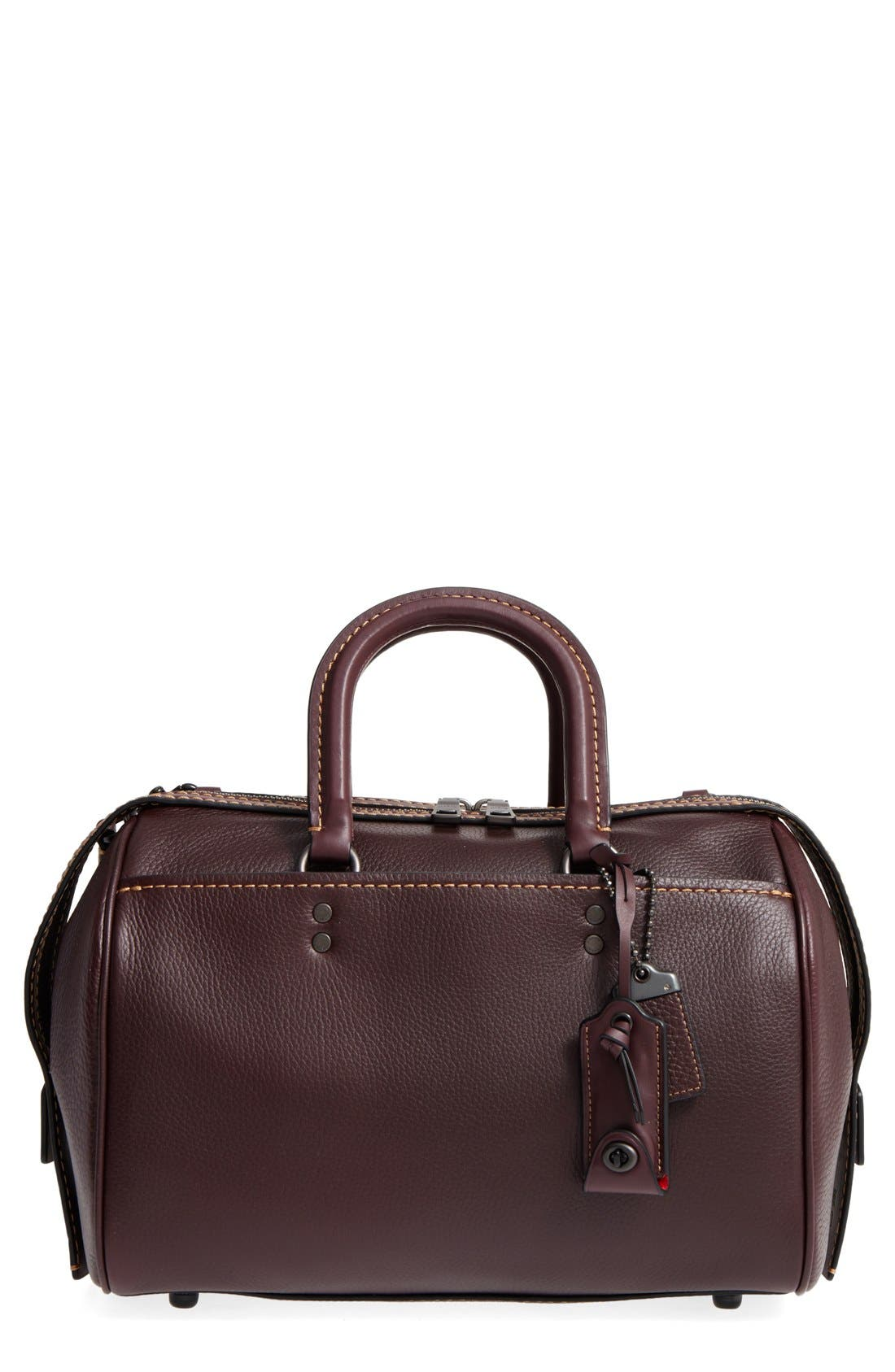 Alternate Image 1 Selected - COACH 1941 Rogue Leather Satchel