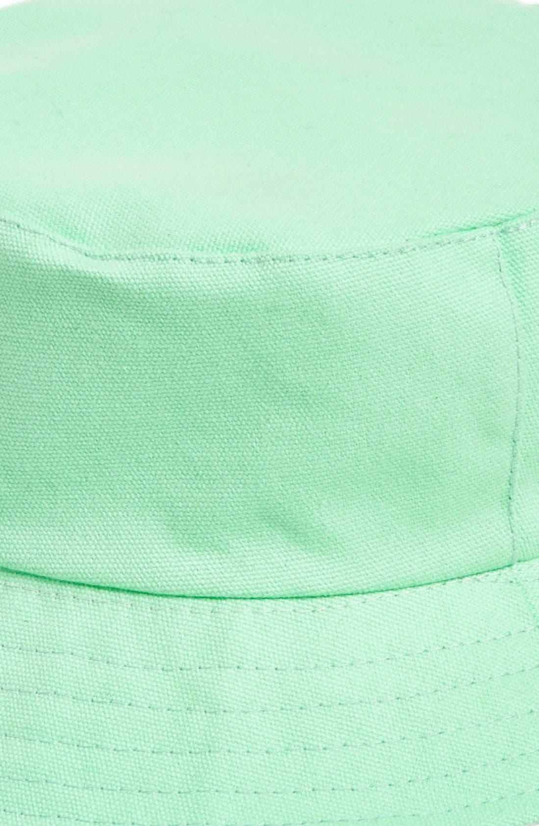 Alternate Image 3  - Amici Accessories Reversible Bucket Hat (Juniors)