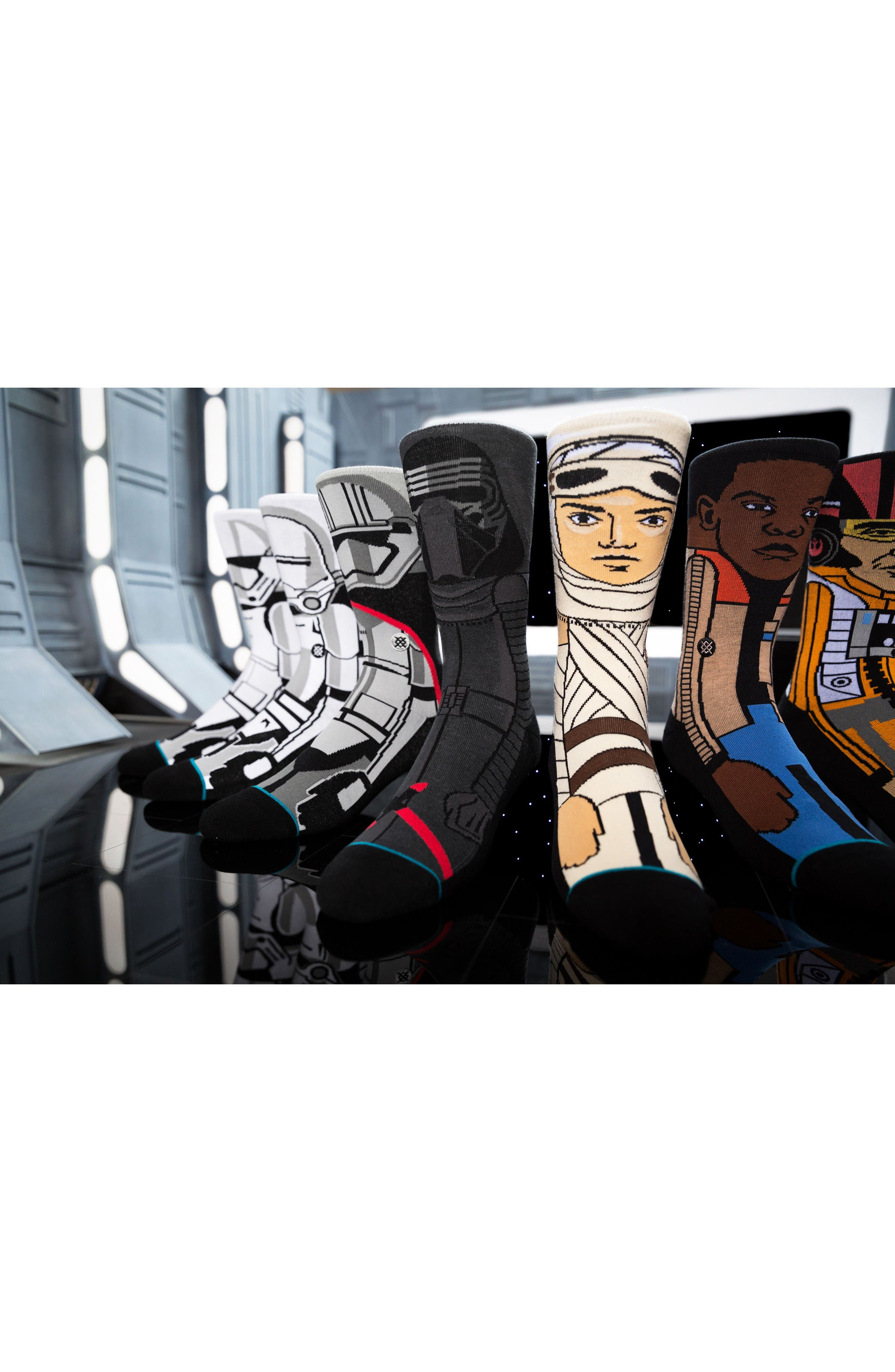 Alternate Image 4  - Stance 'Star Wars™ - Trooper 2' Socks
