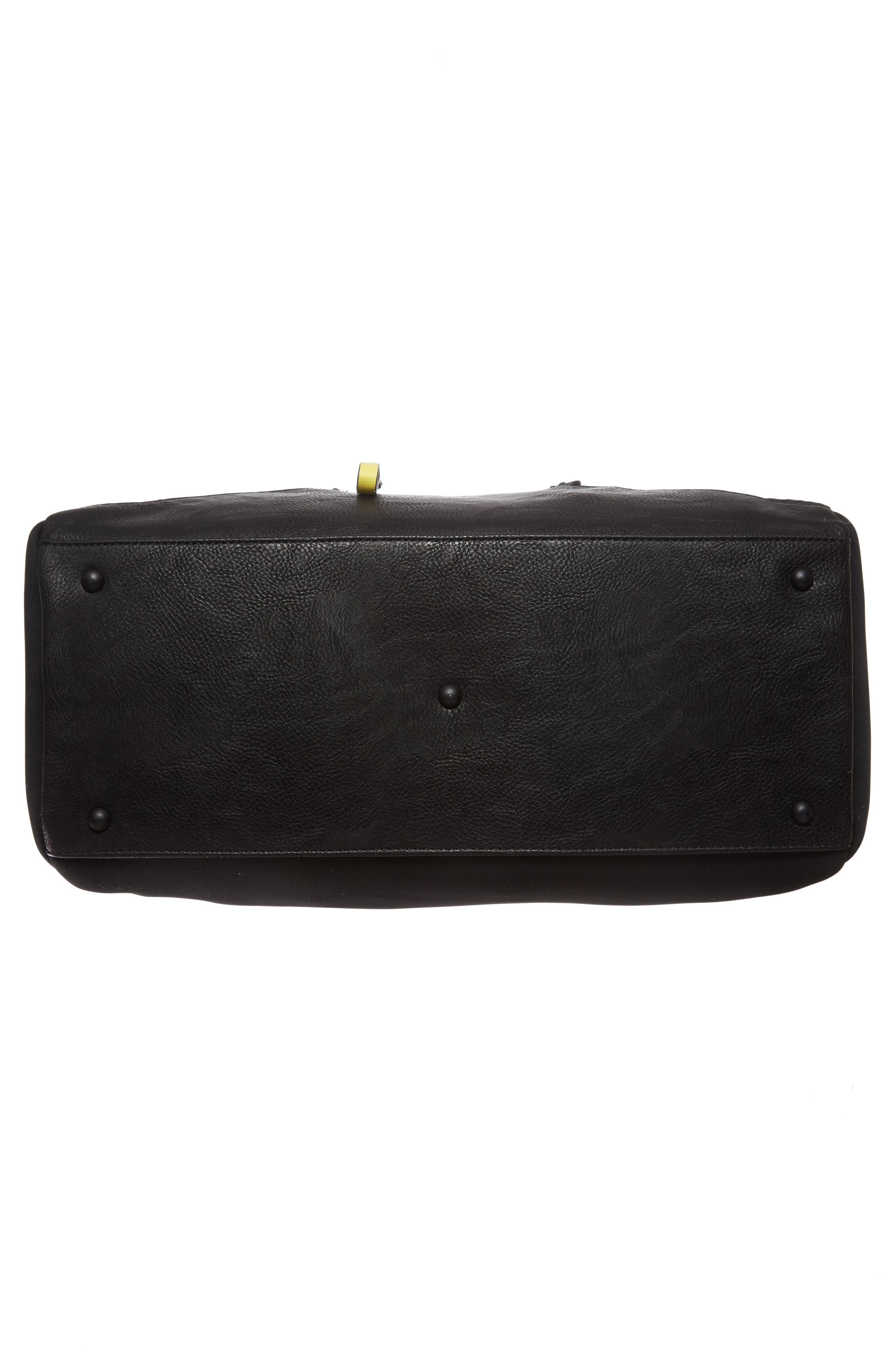 Alternate Image 5  - POVERTY FLATS by rian Sport Duffel Bag