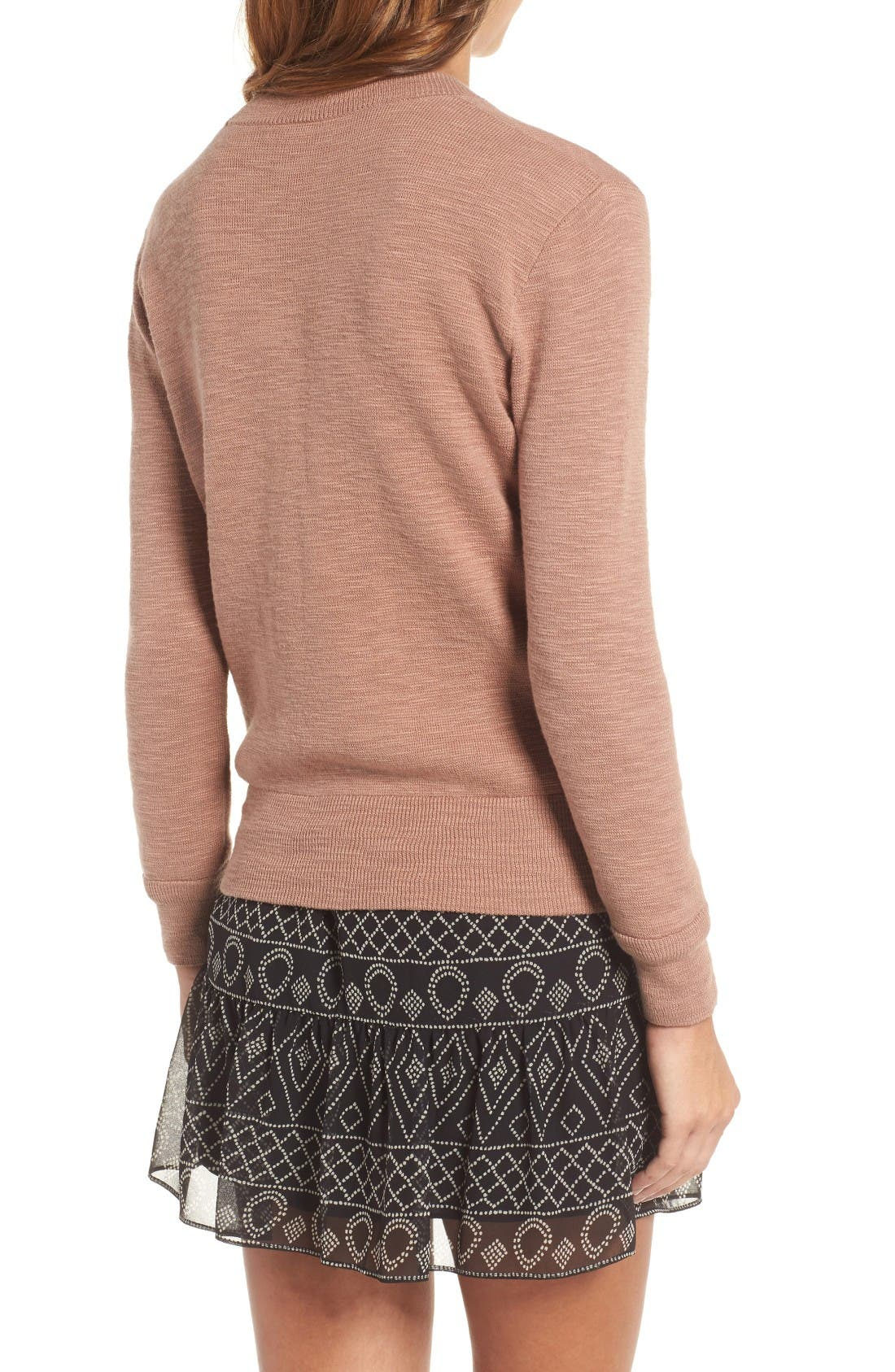 Alternate Image 2  - Madewell Crewneck Sweater