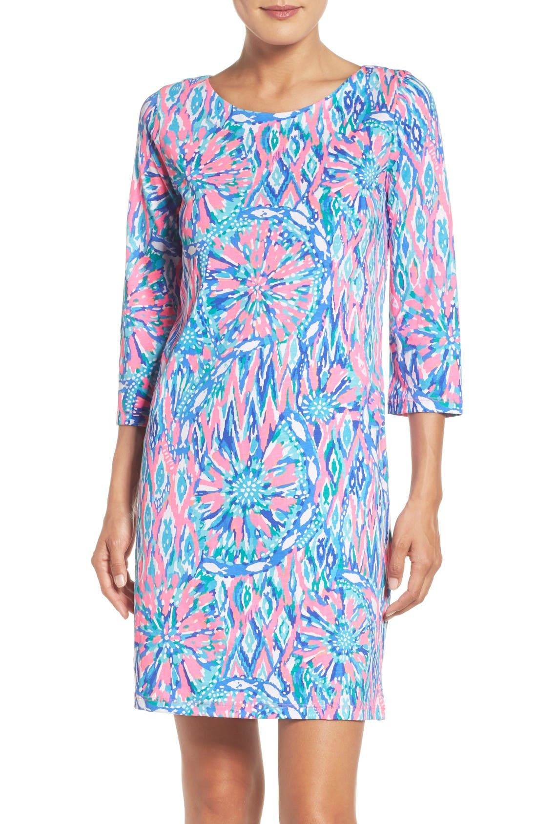 Alternate Image 1 Selected - Lilly Pulitzer® Bay Shift Dress