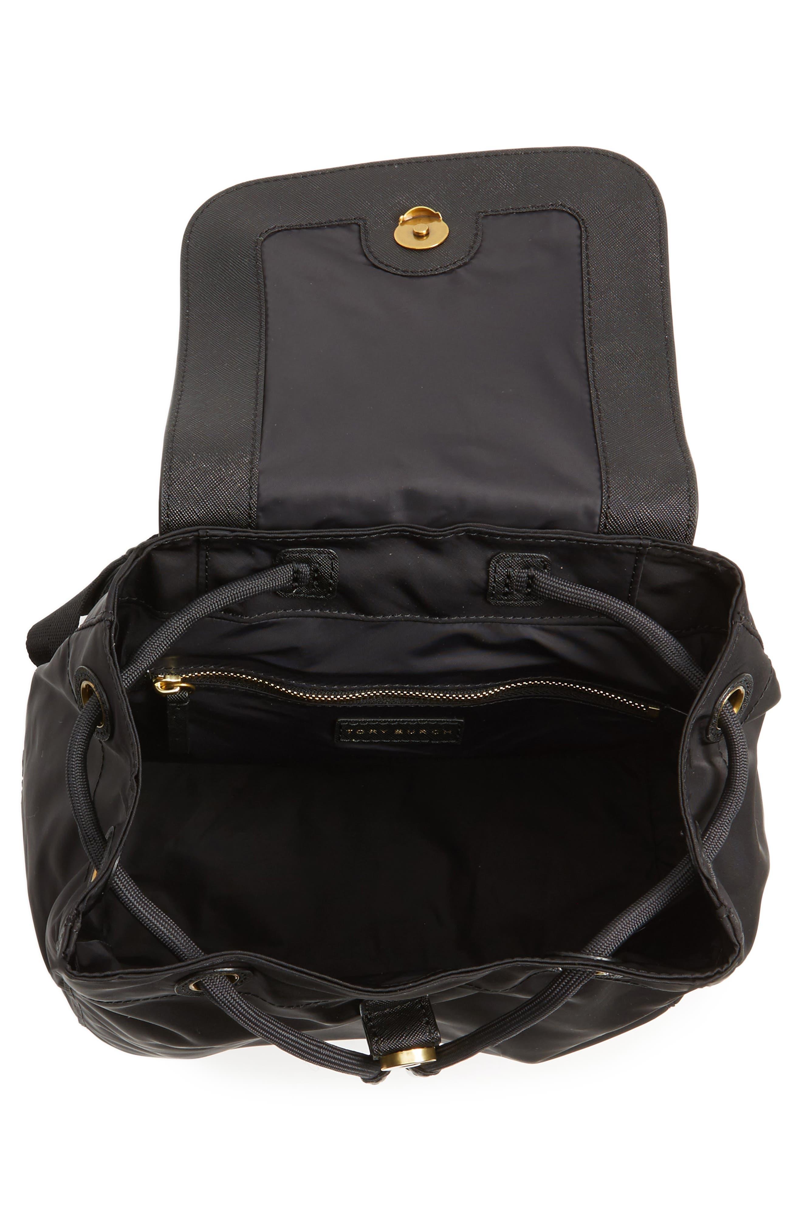 Alternate Image 3  - Tory Burch Mini Scout Nylon Backpack