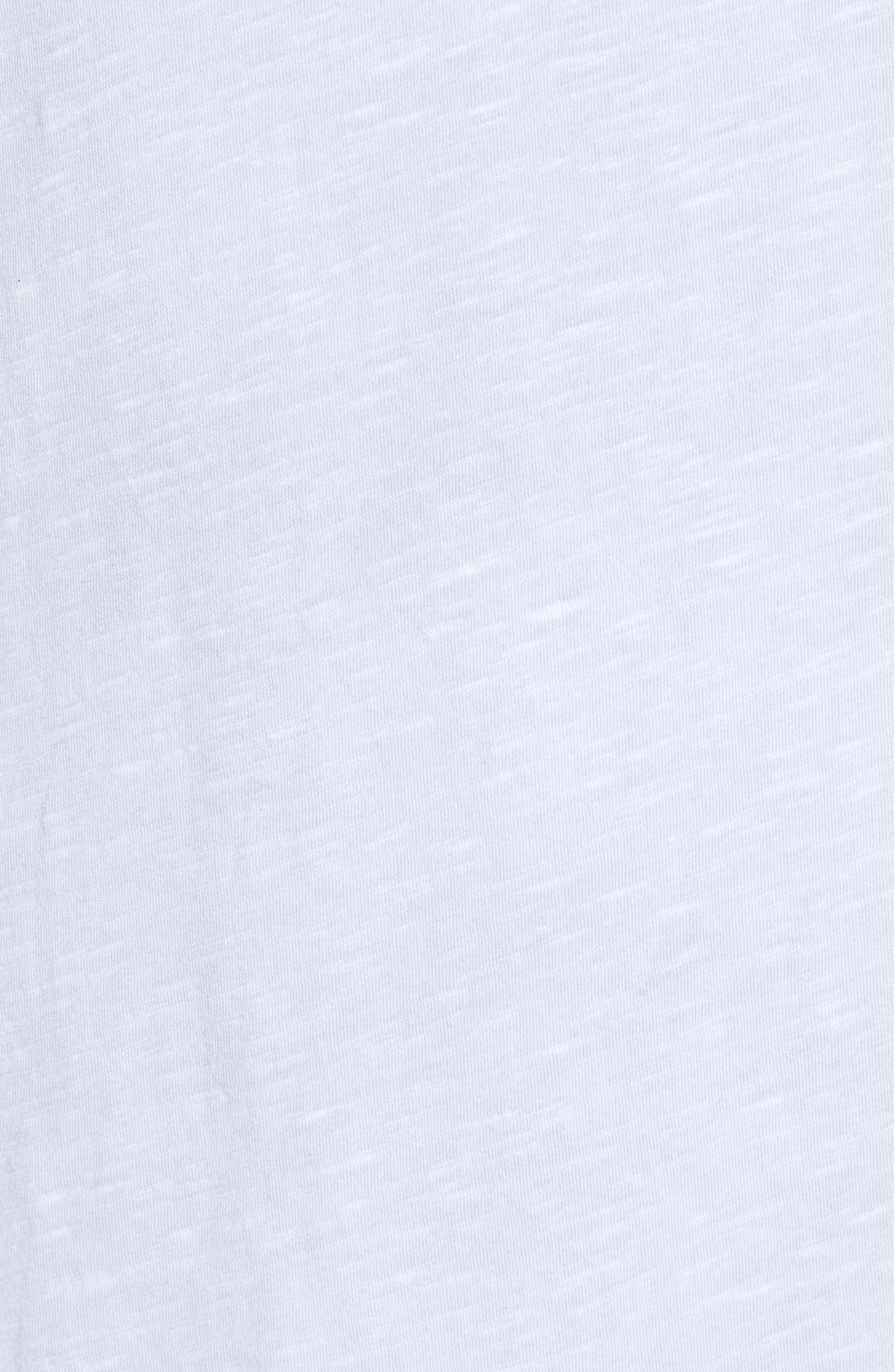 Alternate Image 5  - Sundry Long Sleeve T-Shirt Dress