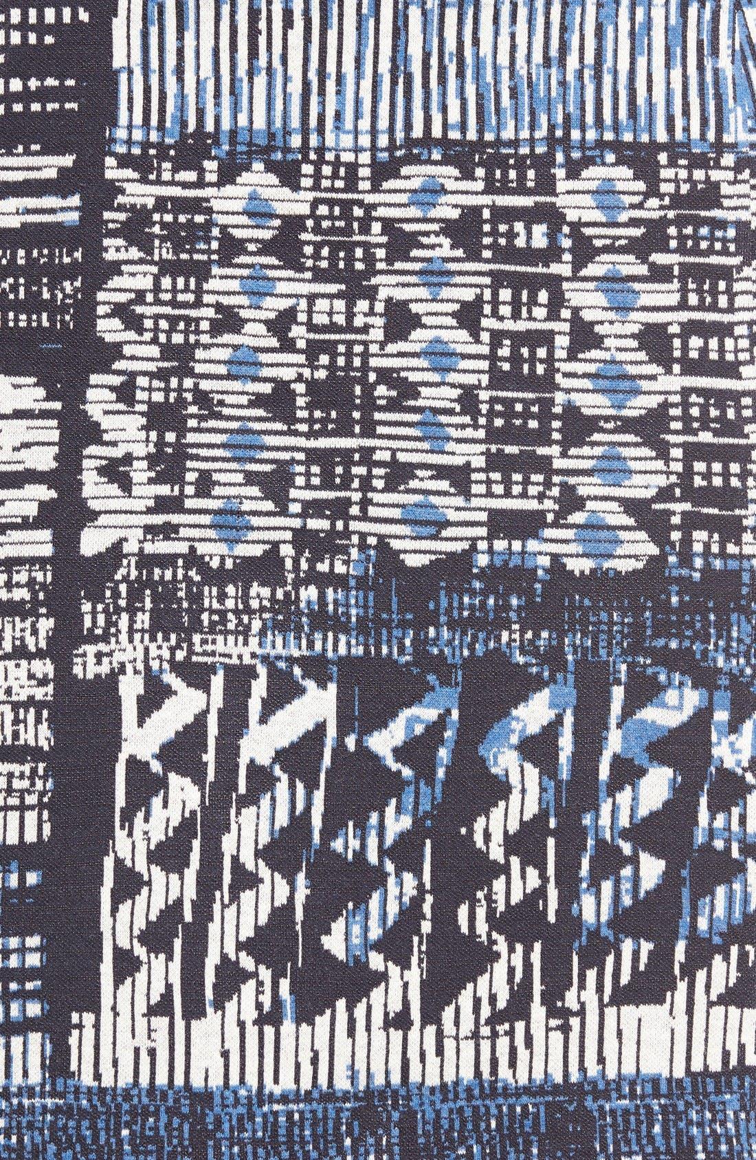 Alternate Image 5  - NIC+ZOE Blue Streak Skirt