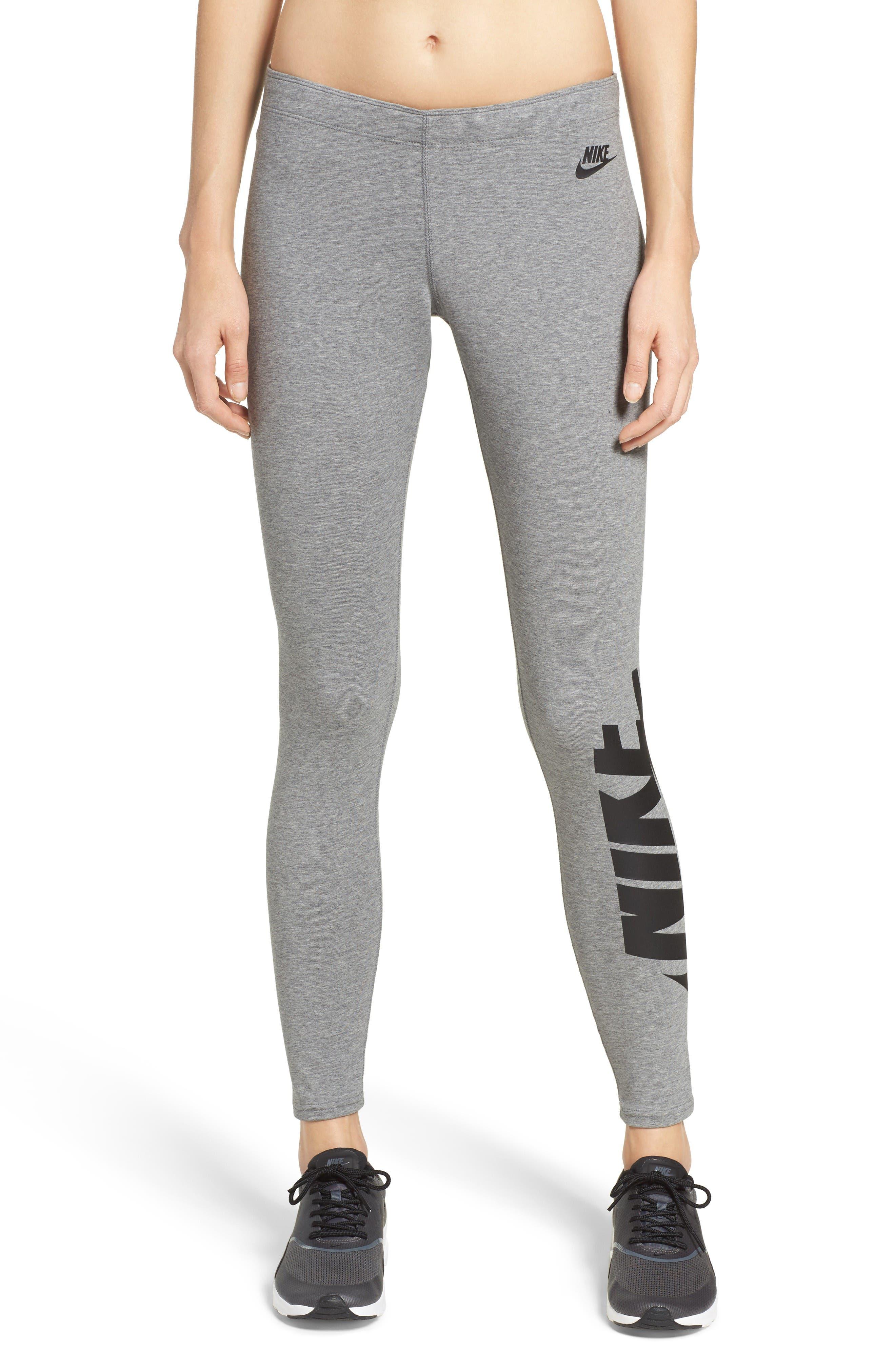Alternate Image 1 Selected - Nike Irreverent Leggings