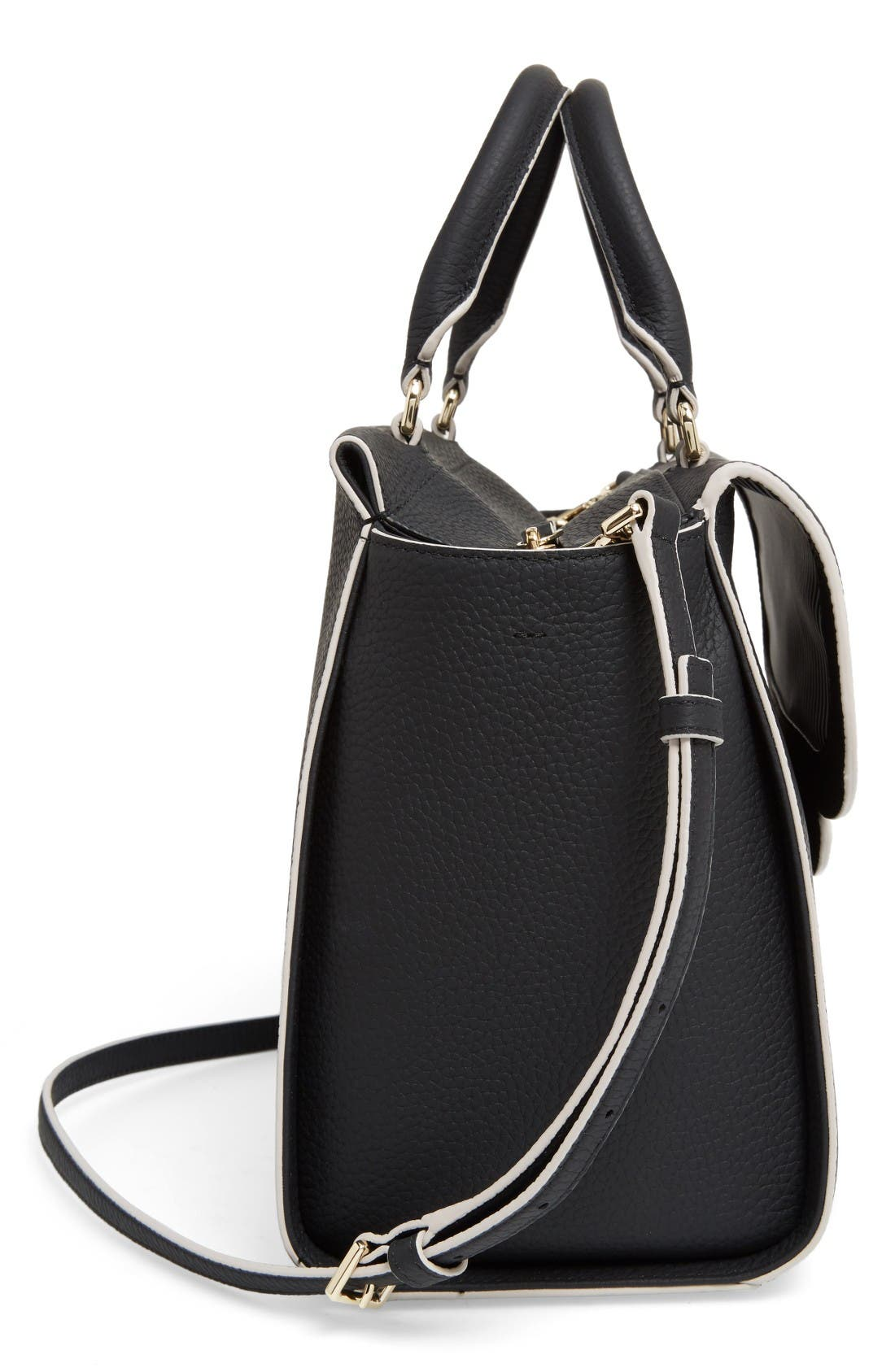 Alternate Image 5  - kate spade new york leewood place makayla leather satchel