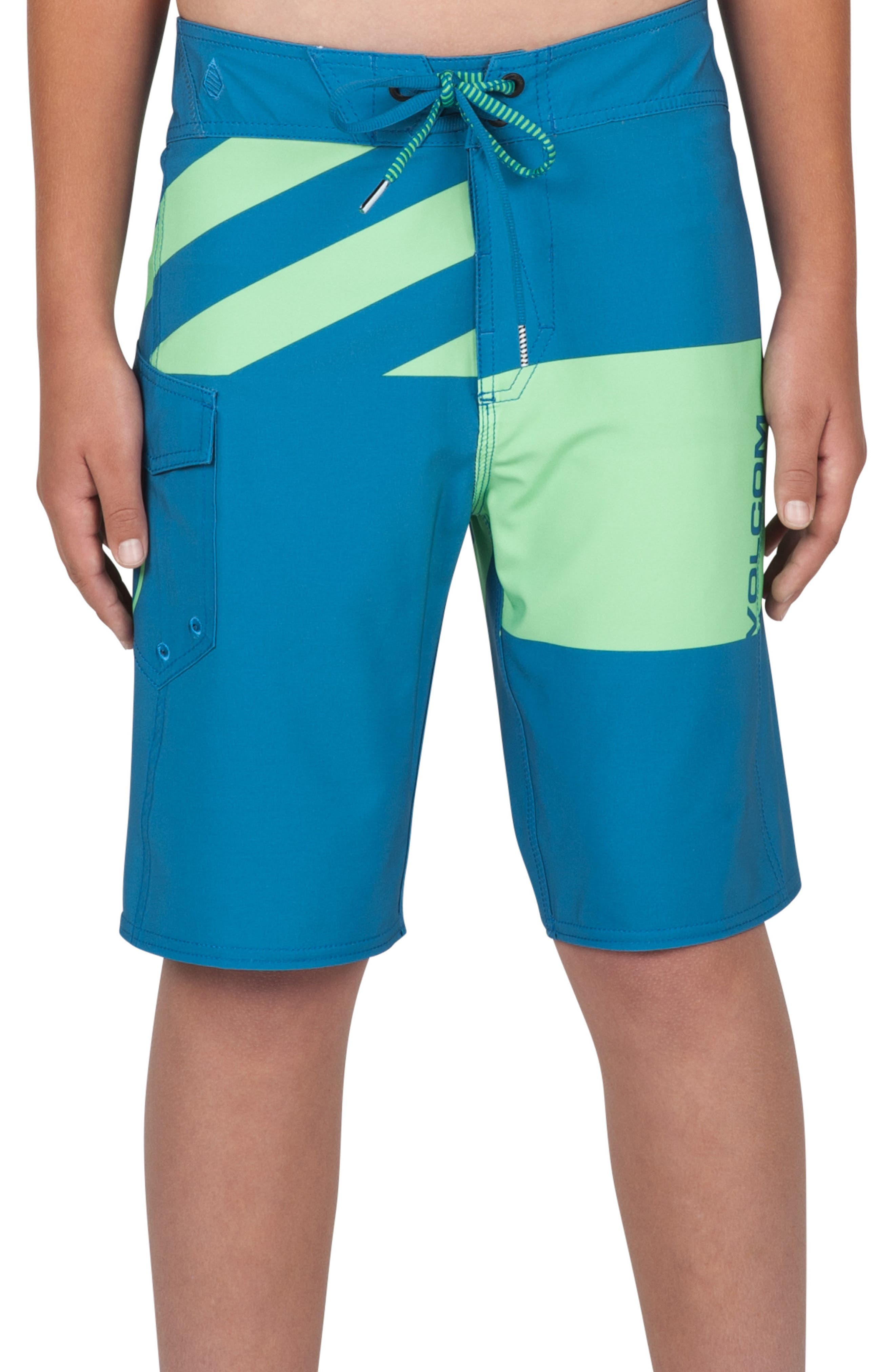 VOLCOM Logo Party Pack Mod Board Shorts