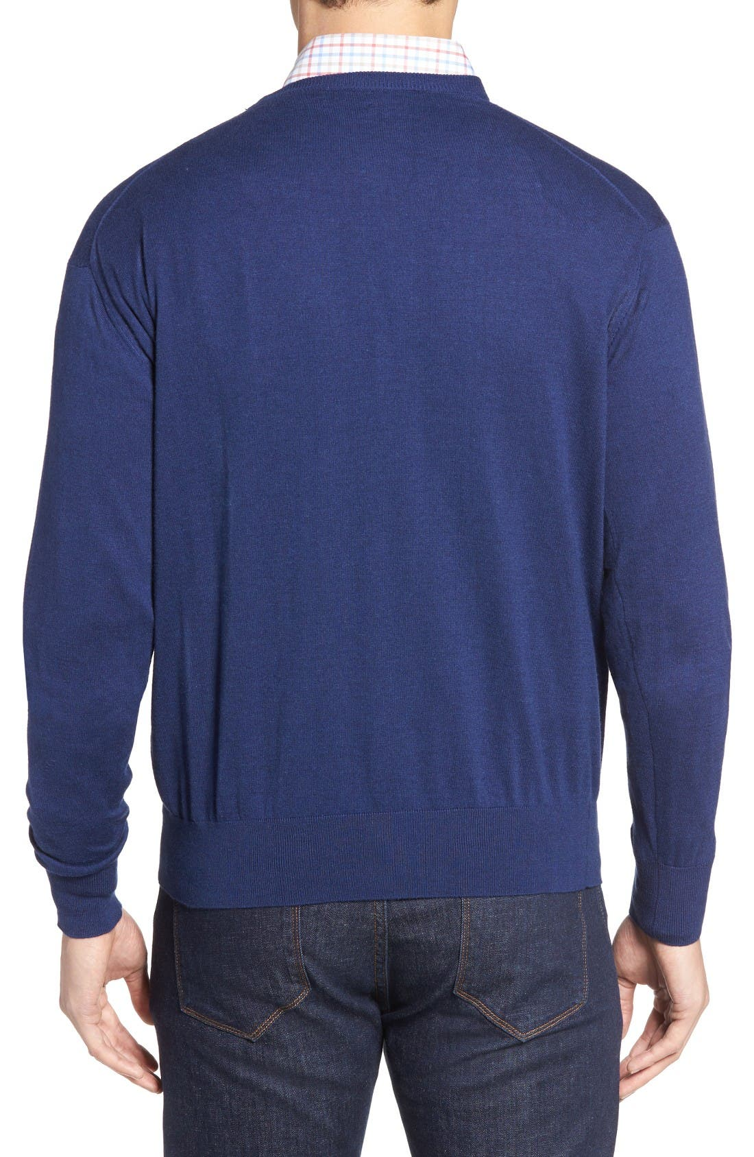 Alternate Image 2  - Peter Millar Crown Sweatshirt