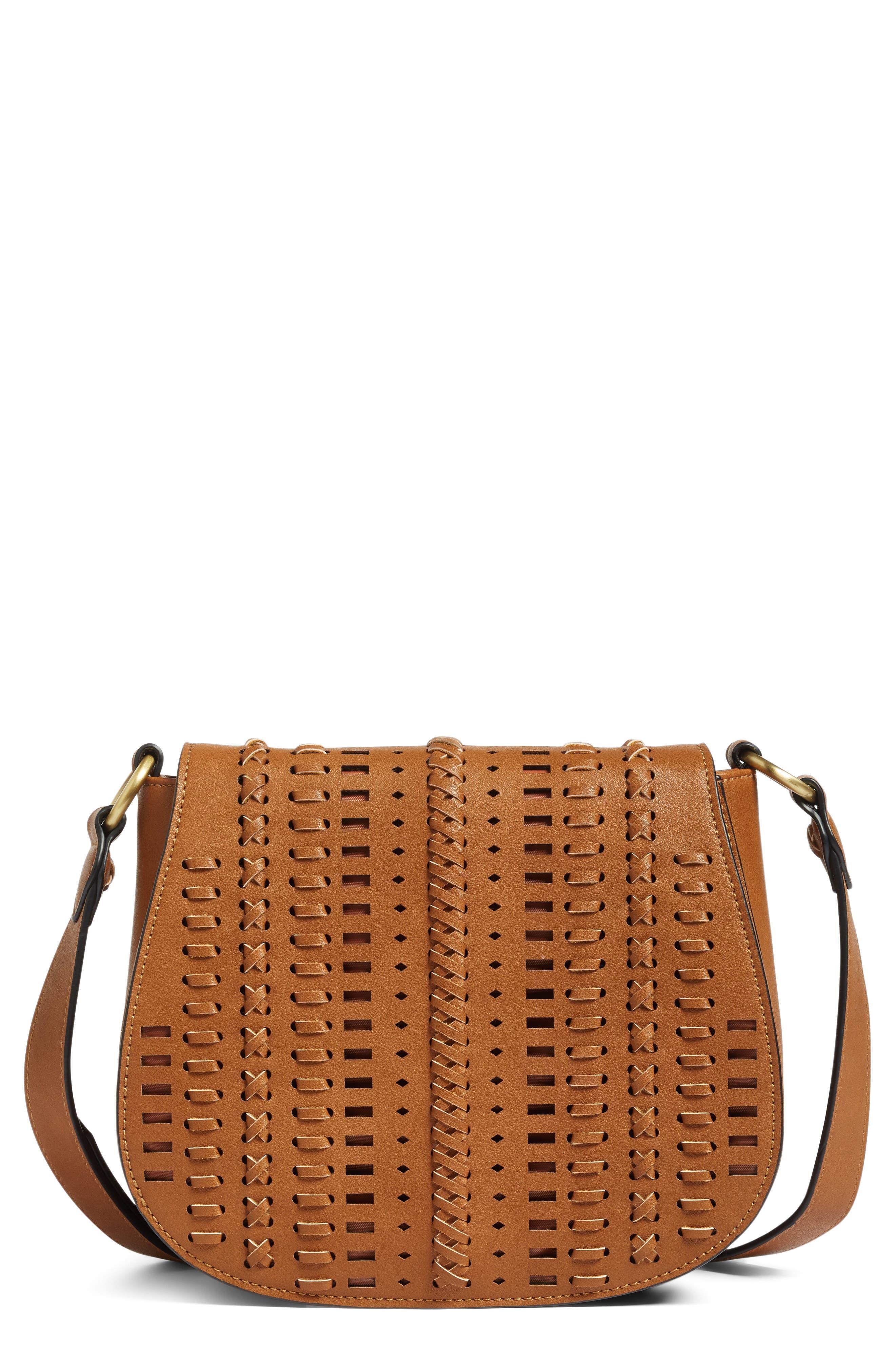 Phase 3 Woven Saddle Bag