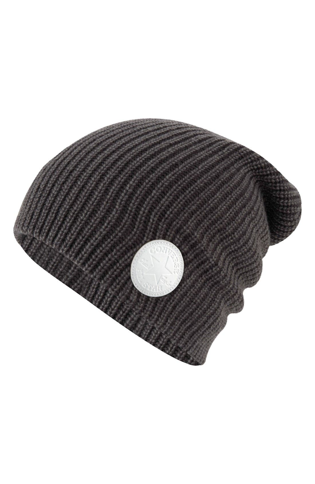 Alternate Image 1 Selected - Converse 'Winter Slouch' Knit Cap