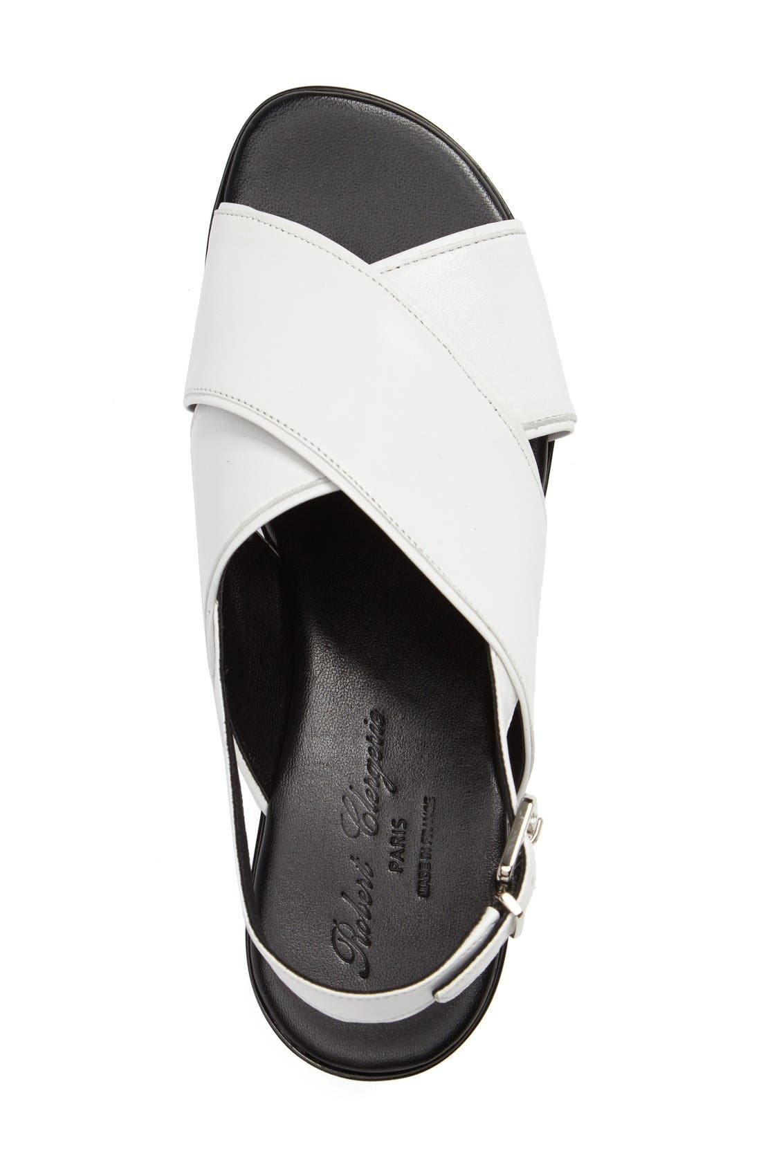 Alternate Image 3  - Robert Clergerie Pupla Platform Sandal (Women)