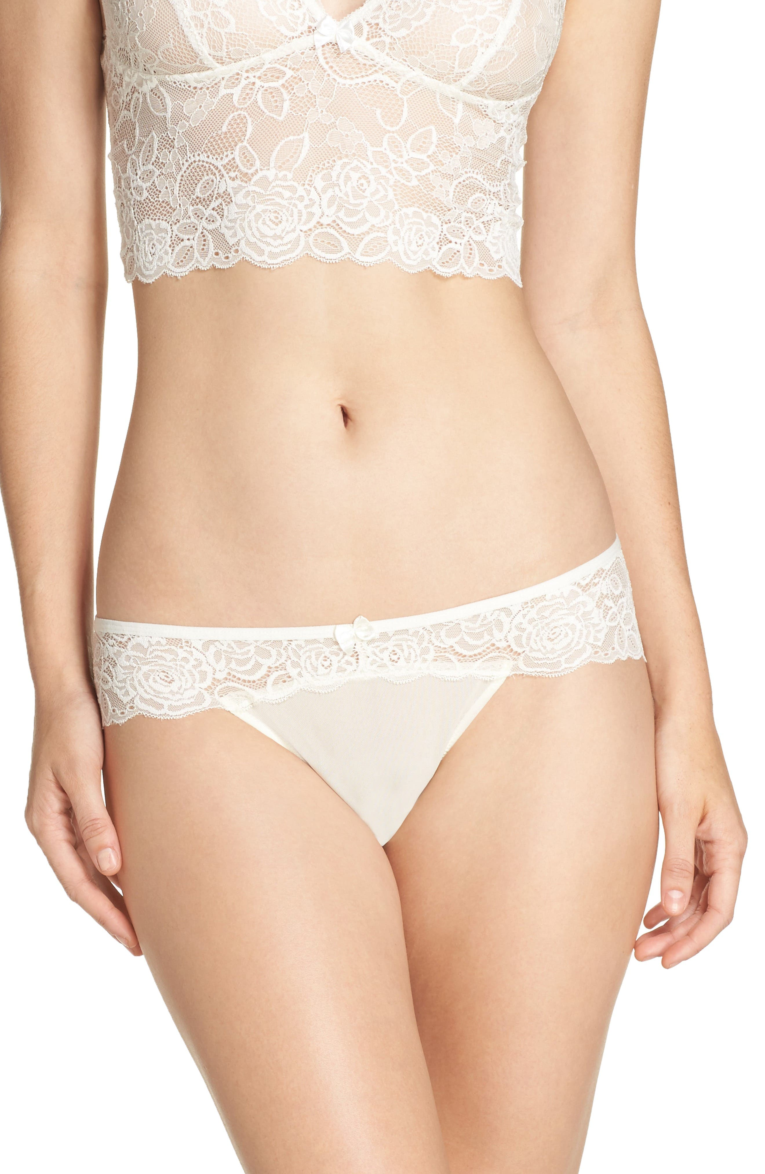 Chelsea28 Lacy Days Hipster Briefs (4 for $30)