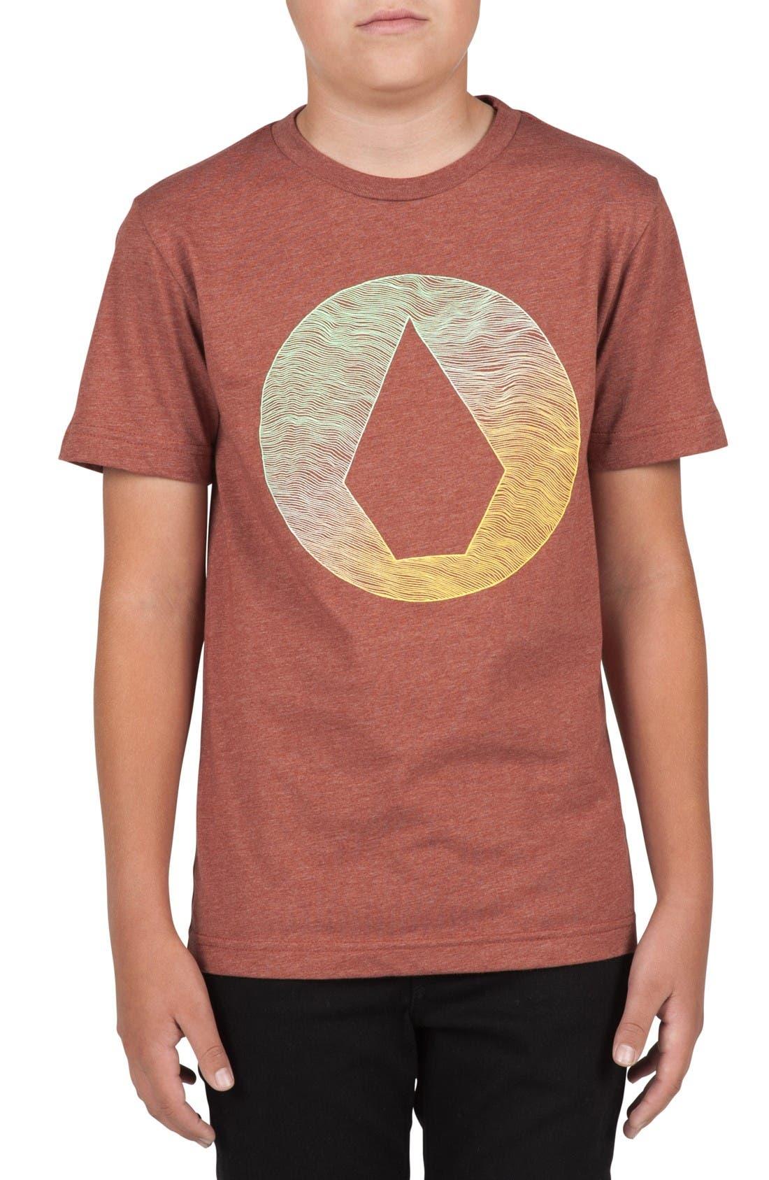 VOLCOM Imprint Graphic T-Shirt